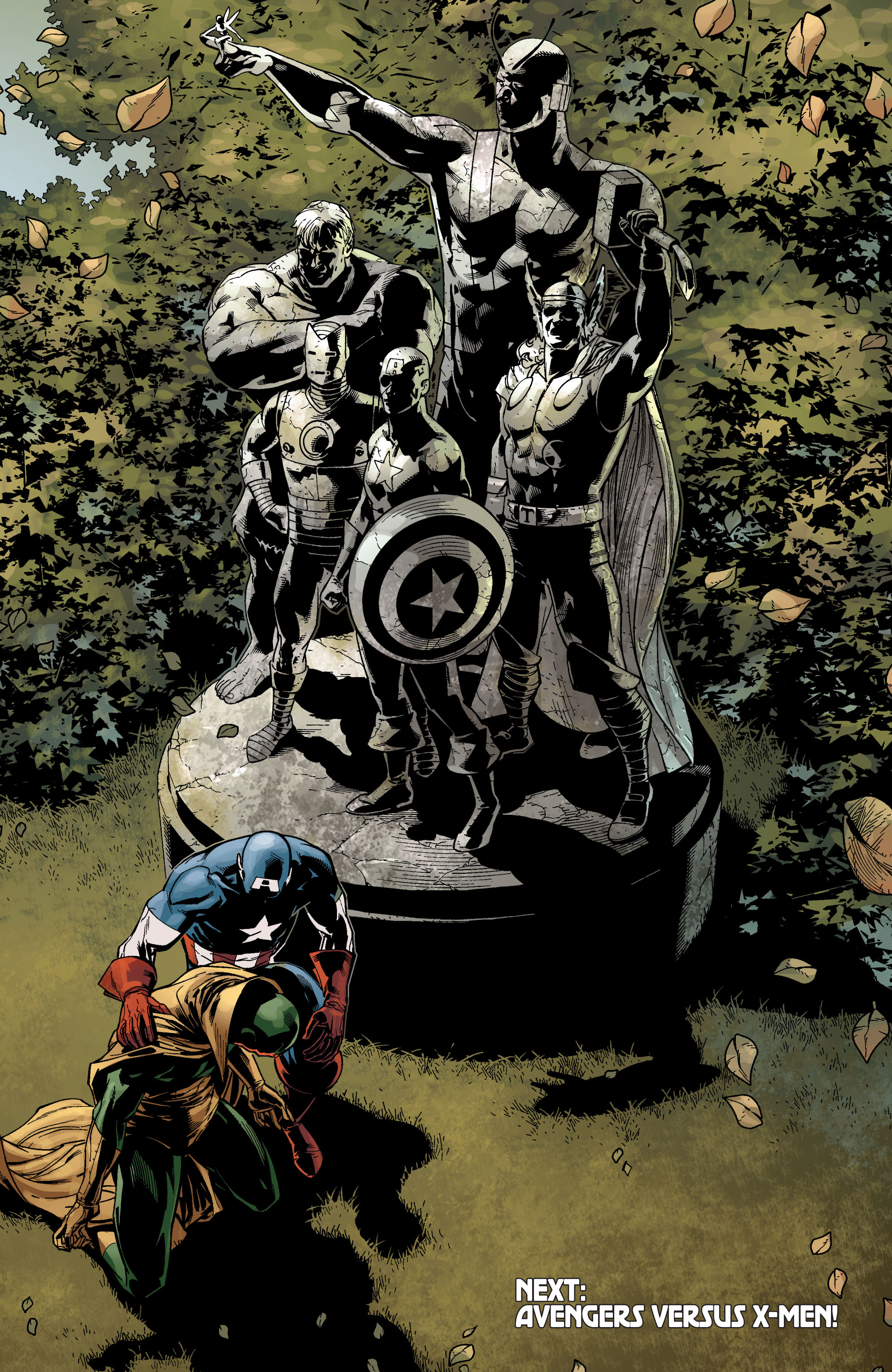 Read online Avengers (2010) comic -  Issue #24.1 - 21
