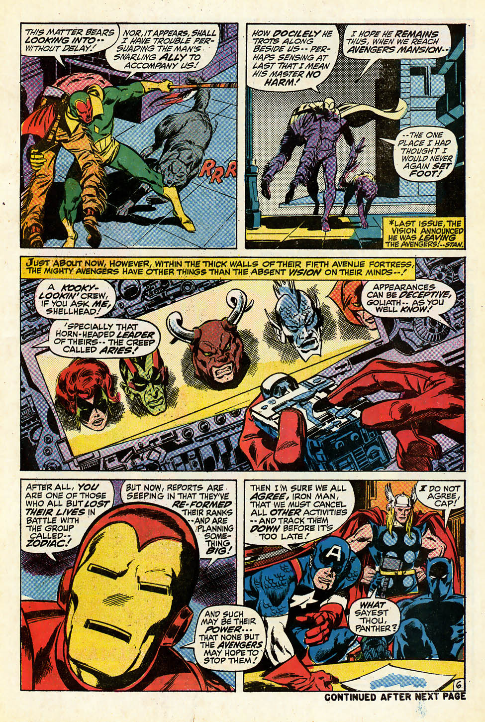 The Avengers (1963) 80 Page 6