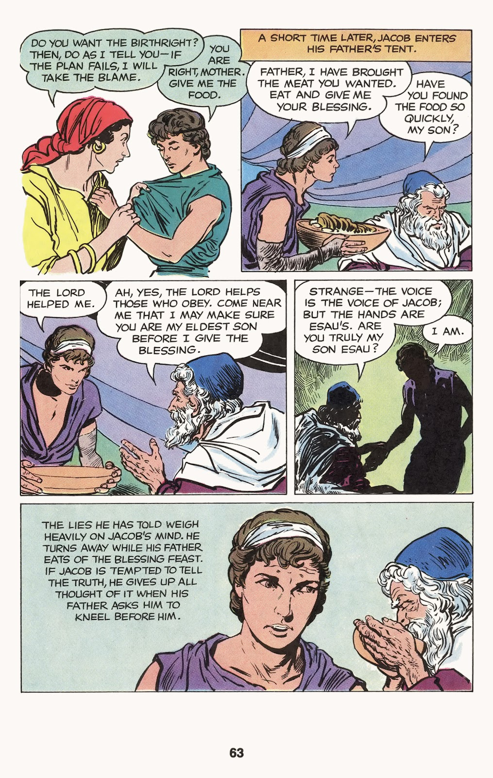 The Picture Bible issue TPB (Part 1) - Page 65