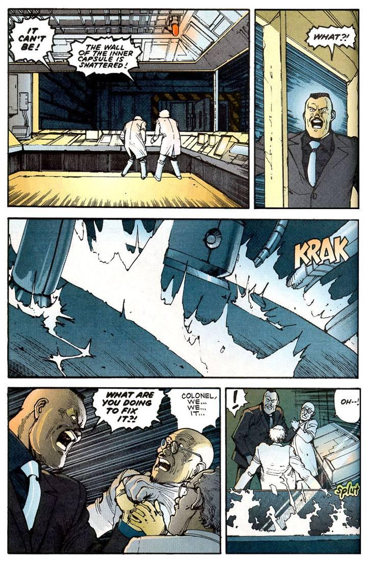 Read online Akira comic -  Issue #11 - 6