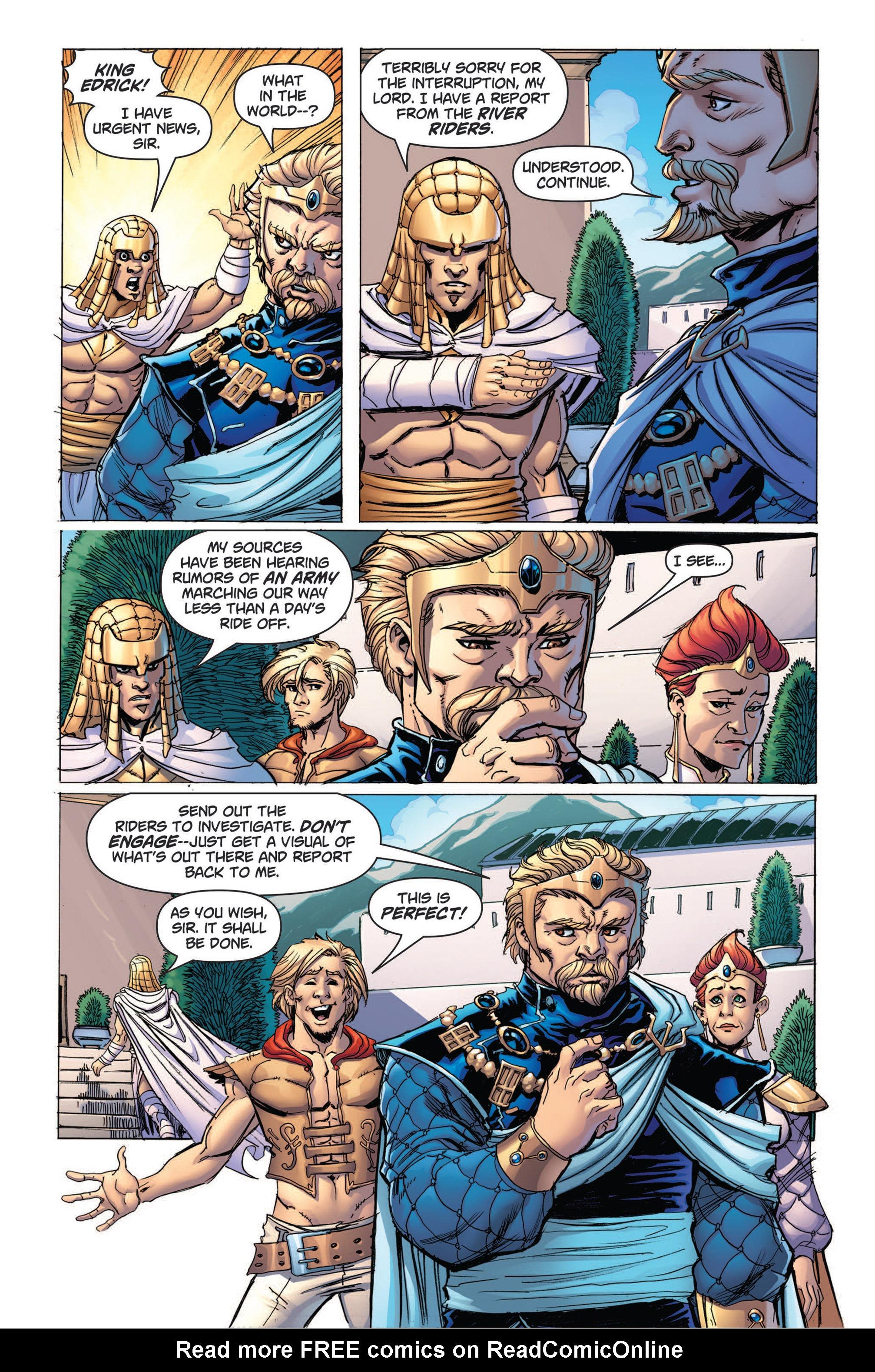 Read online Skyward comic -  Issue #4 - 5