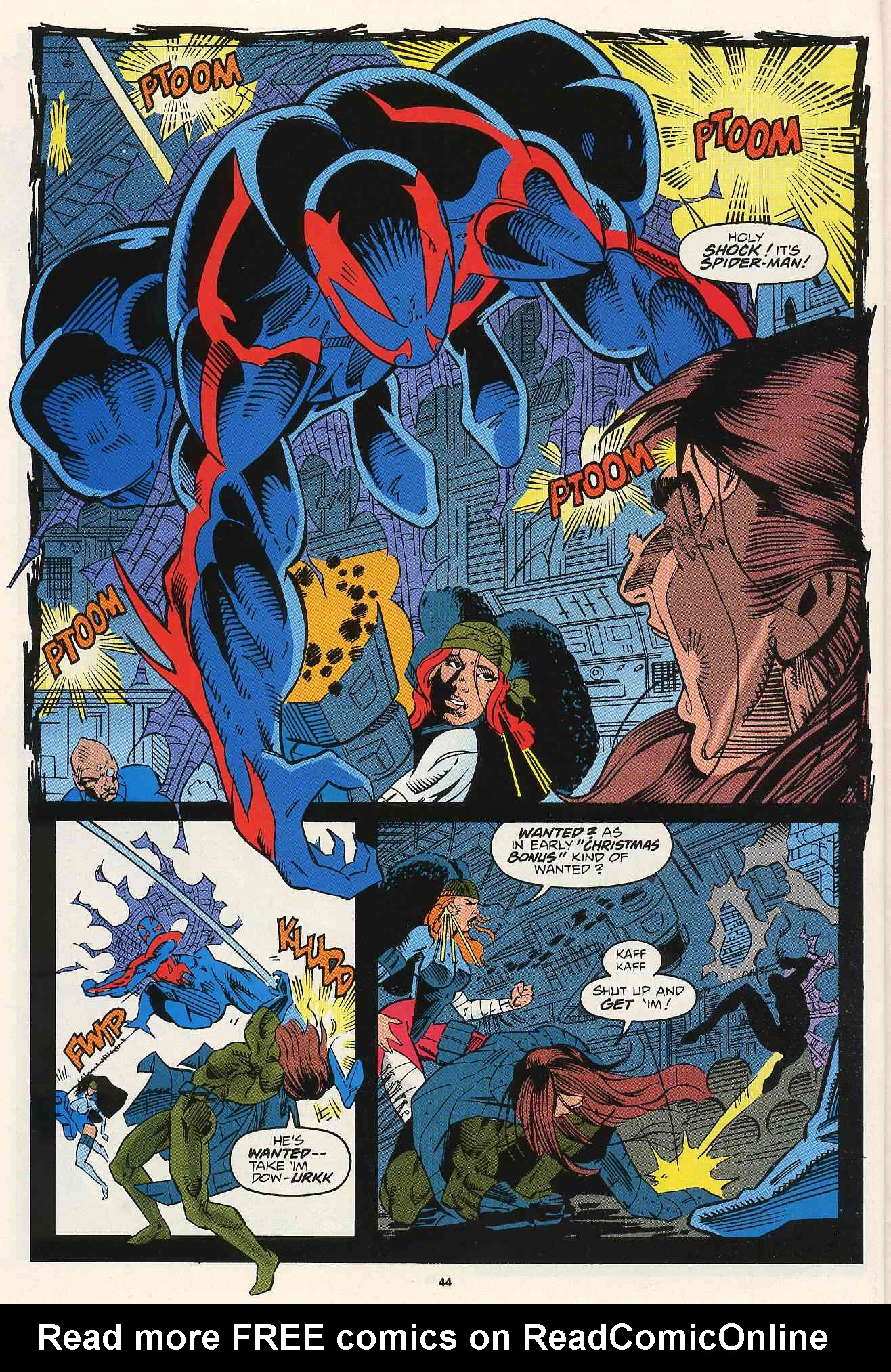 Read online 2099 Unlimited comic -  Issue #2 - 38