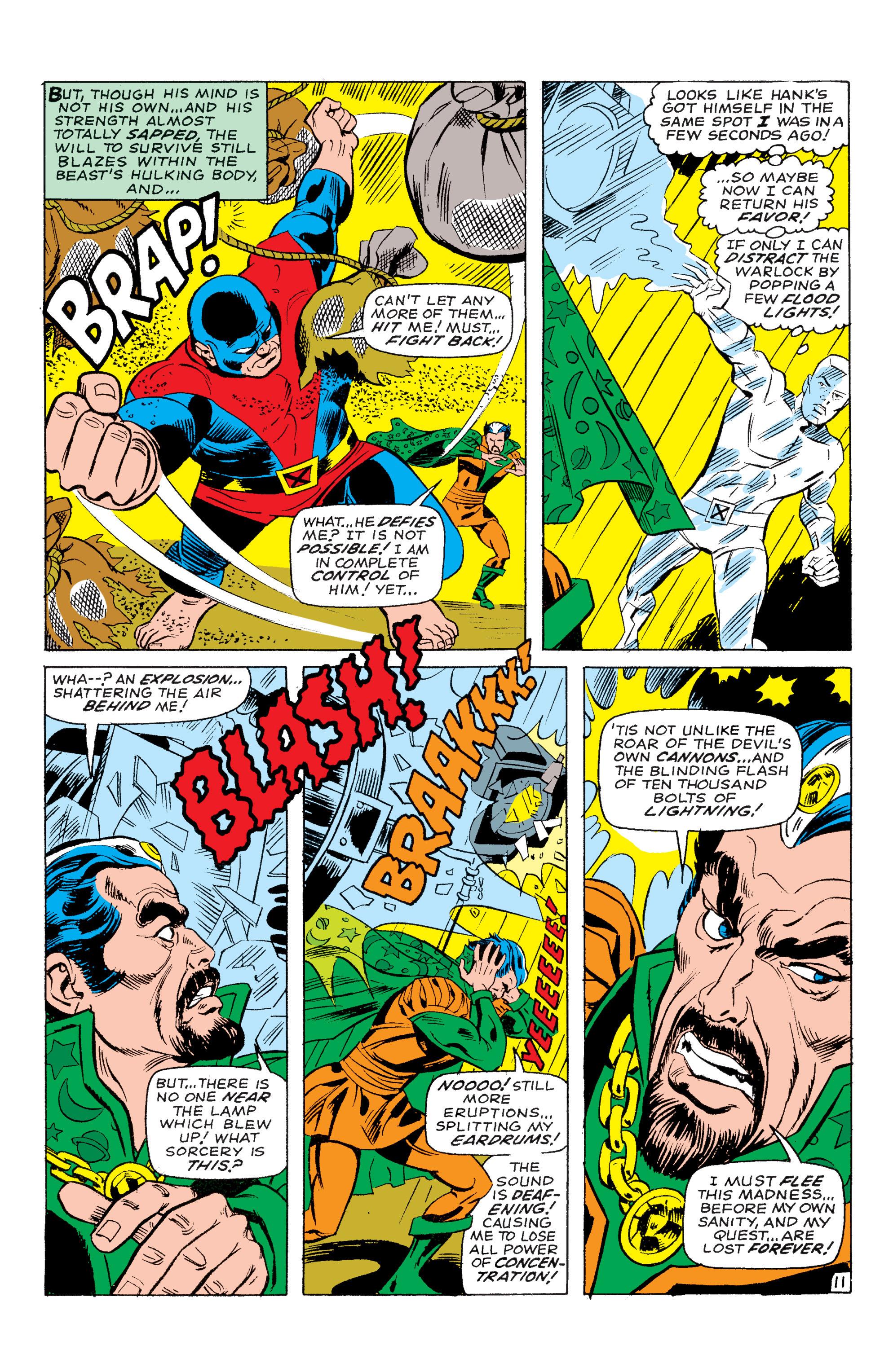 Uncanny X-Men (1963) 47 Page 11