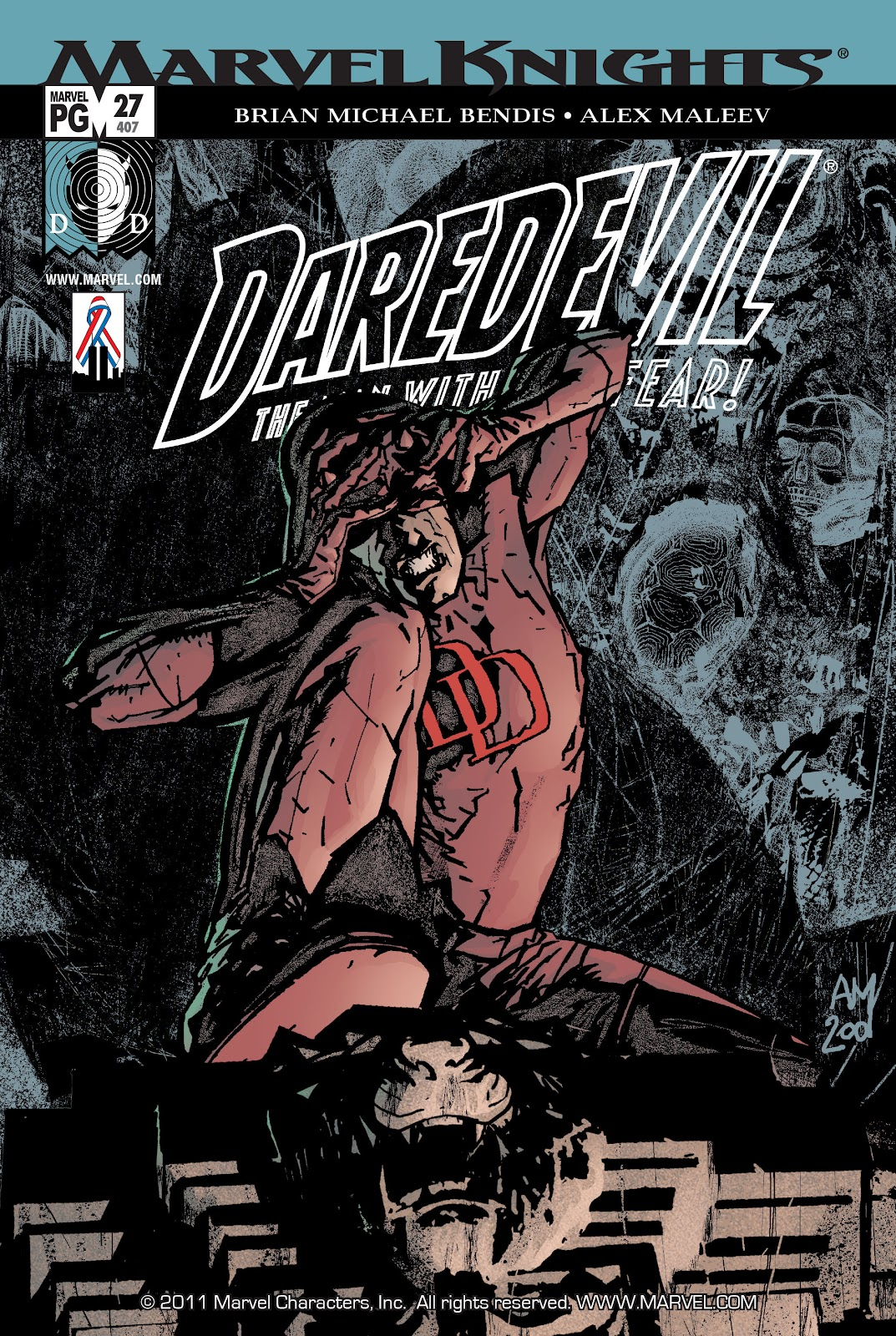 Read online Daredevil (1998) comic -  Issue # _Ultimate_Collection TPB 1 (Part 2) - 11