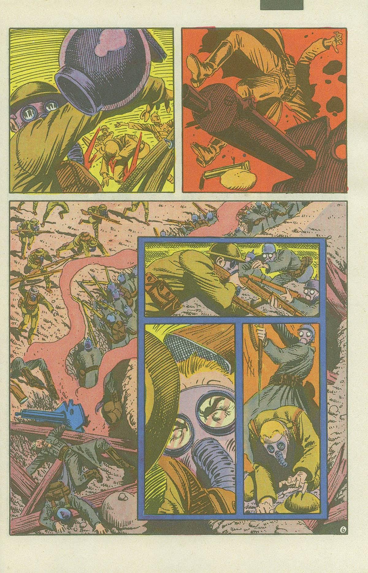 Read online Sgt. Rock comic -  Issue #419 - 8