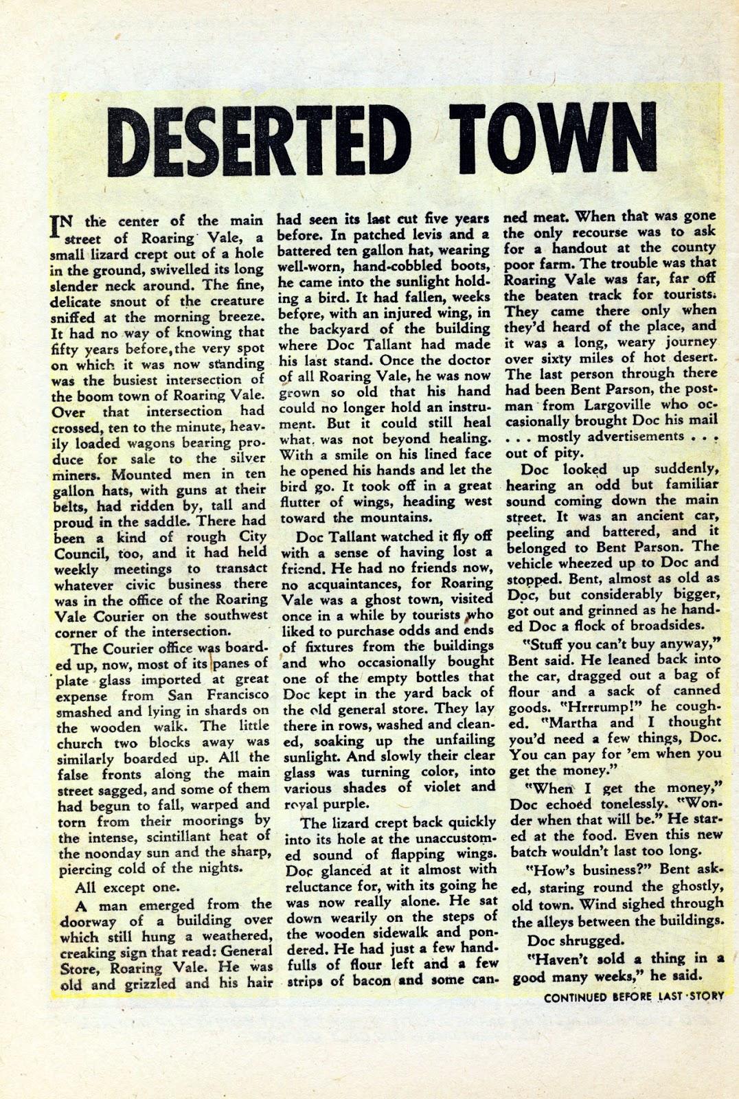 Gunsmoke Western issue 32 - Page 8