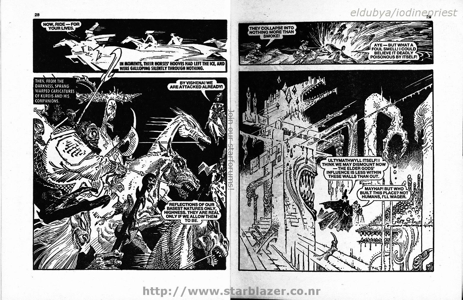 Starblazer issue 271 - Page 16