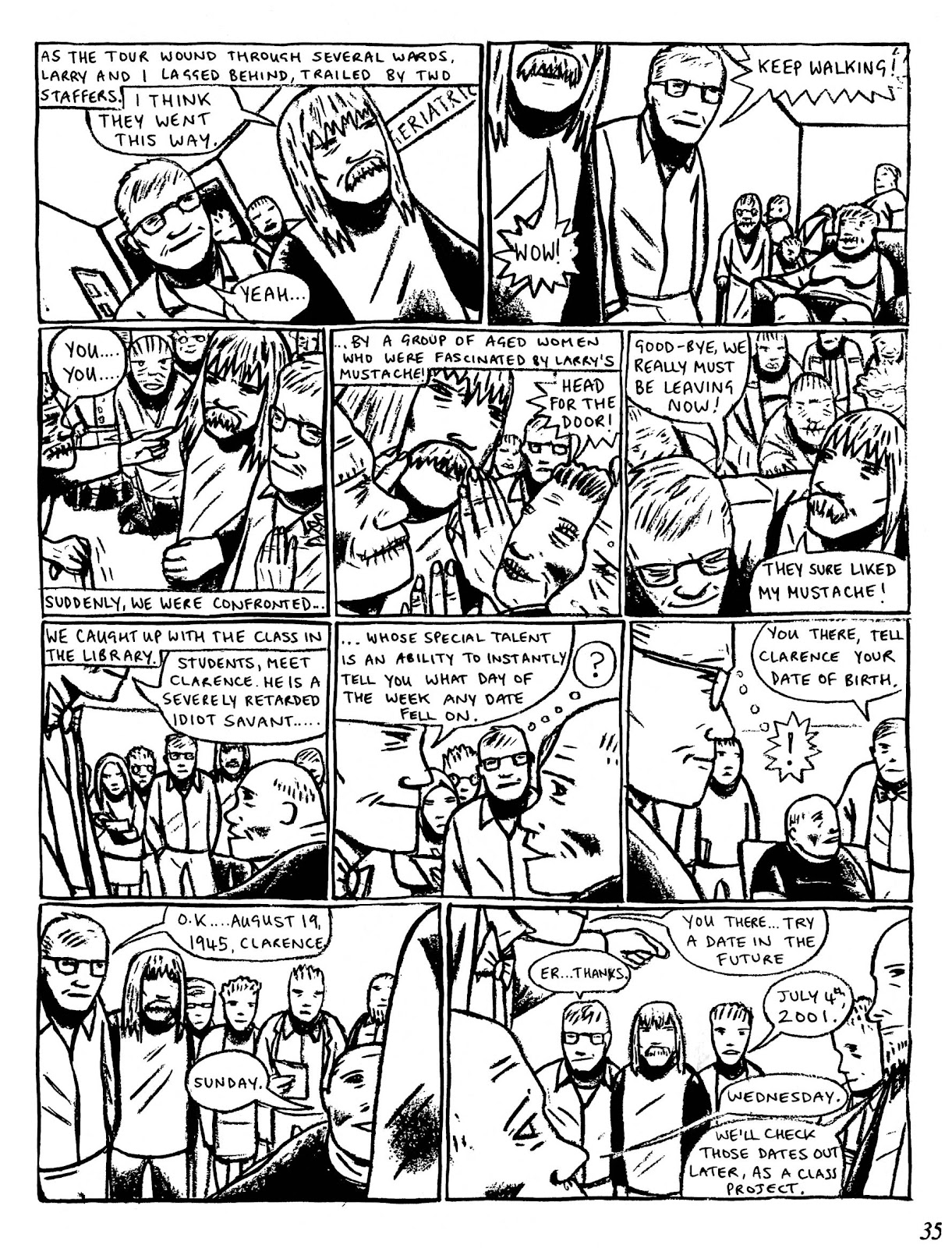 Drawn & Quarterly (1990) issue 8 - Page 37