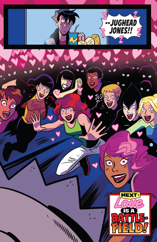 Read online Jughead (2015) comic -  Issue #15 - 22