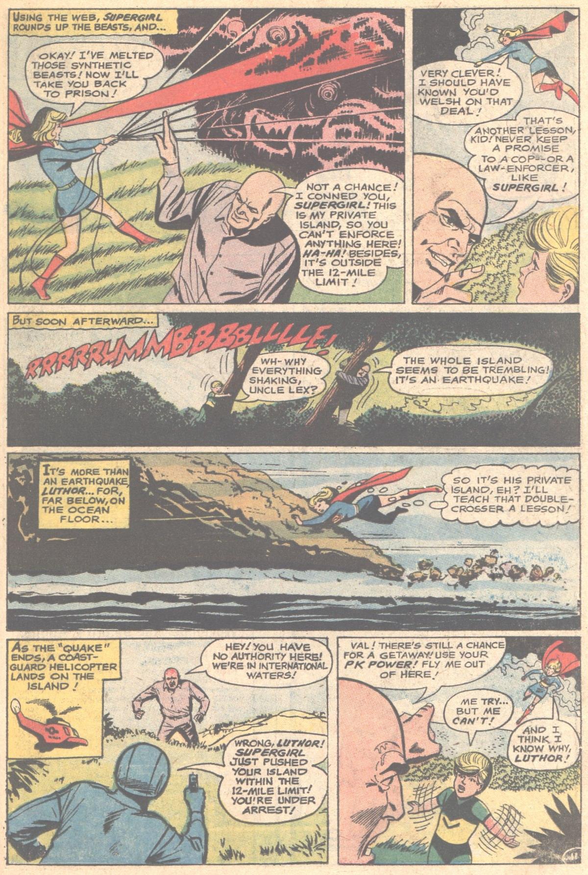 Read online Adventure Comics (1938) comic -  Issue #388 - 15