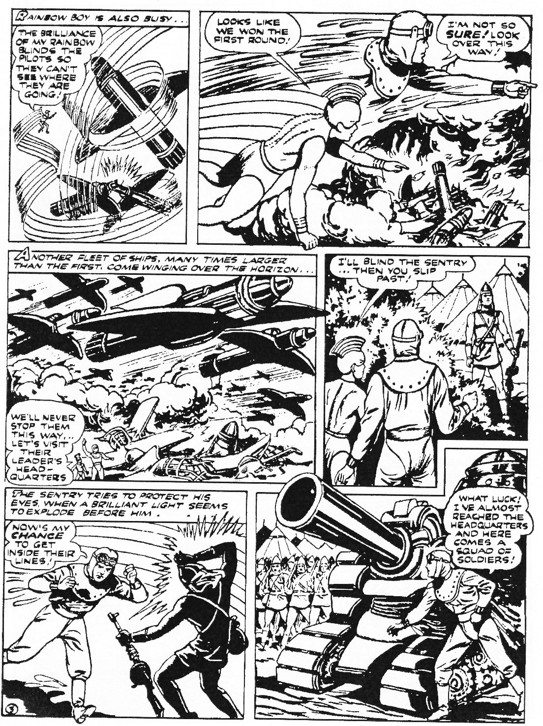 Read online Men of Mystery Comics comic -  Issue #72 - 45