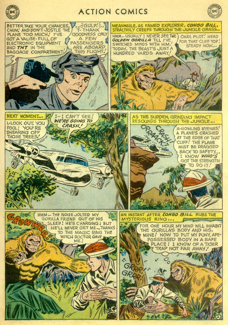 Read online Action Comics (1938) comic -  Issue #251 - 19
