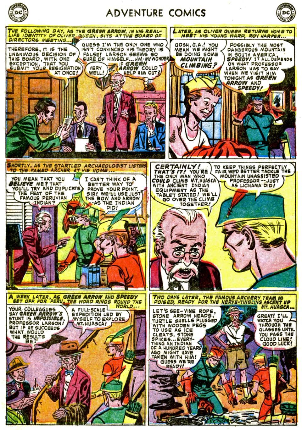 Read online Adventure Comics (1938) comic -  Issue #184 - 36