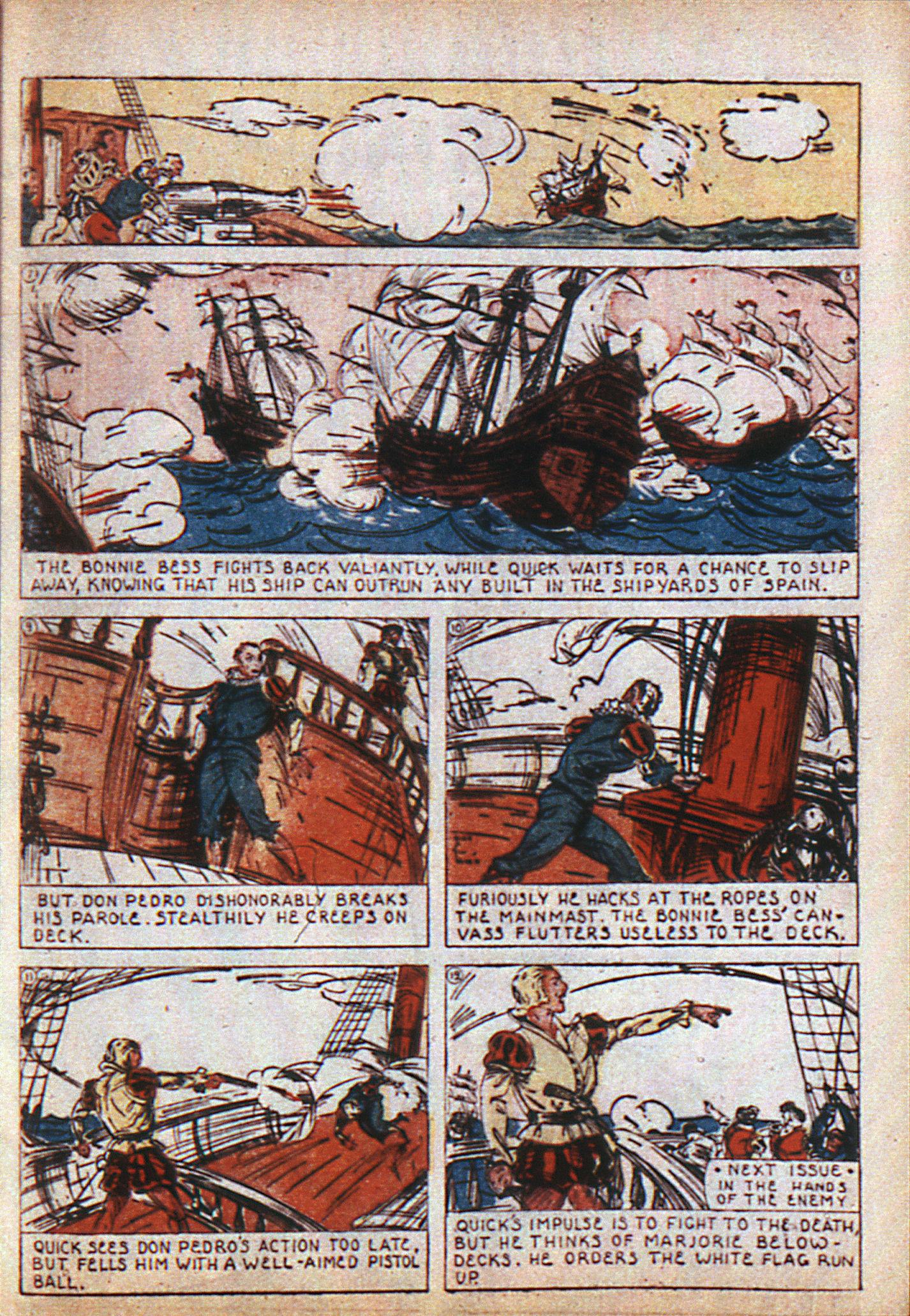 Read online Adventure Comics (1938) comic -  Issue #6 - 14