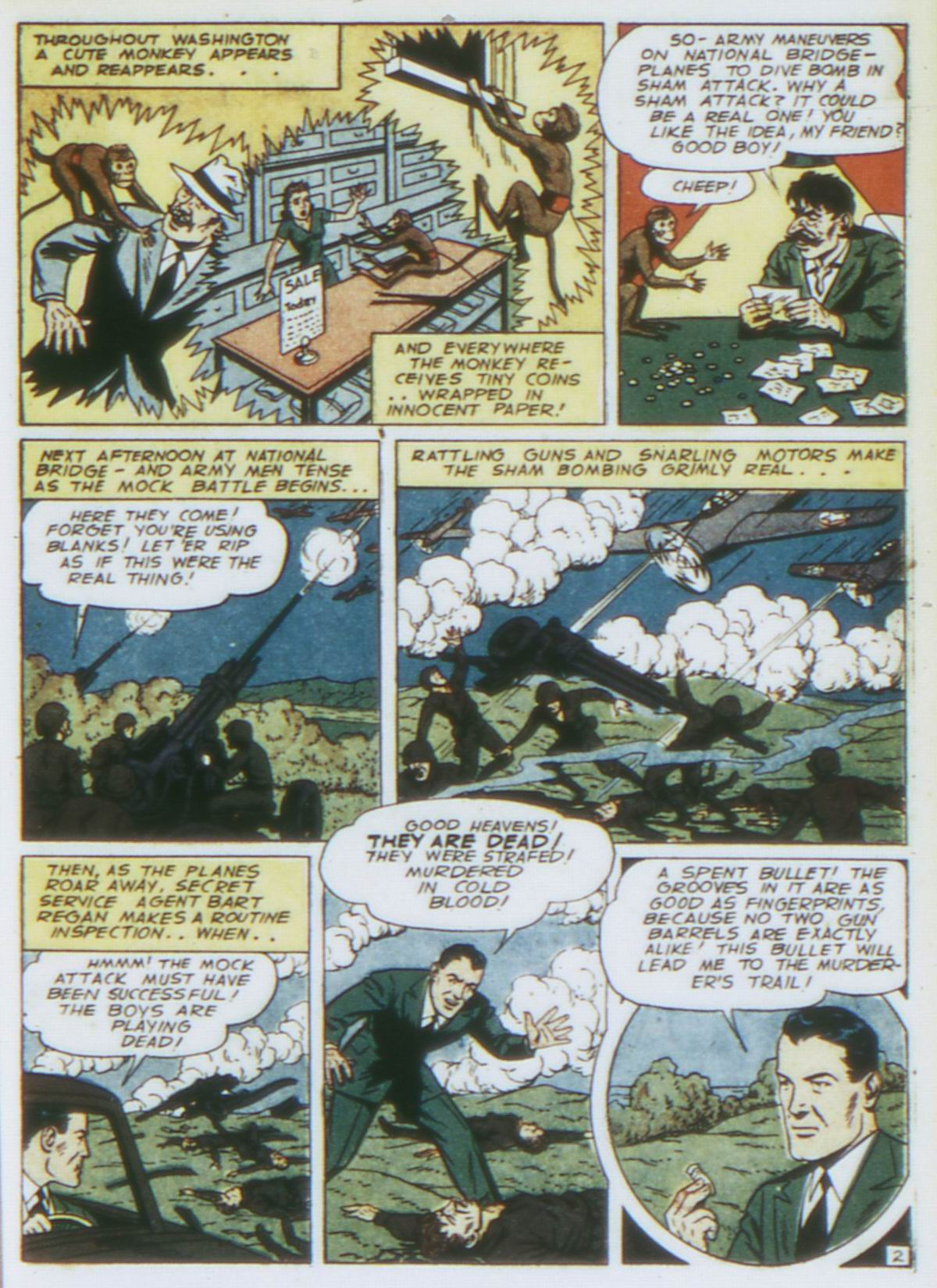 Read online Detective Comics (1937) comic -  Issue #75 - 43
