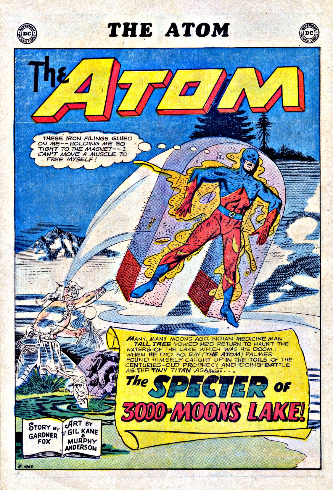 Read online Action Comics (1938) comic -  Issue #404 - 17
