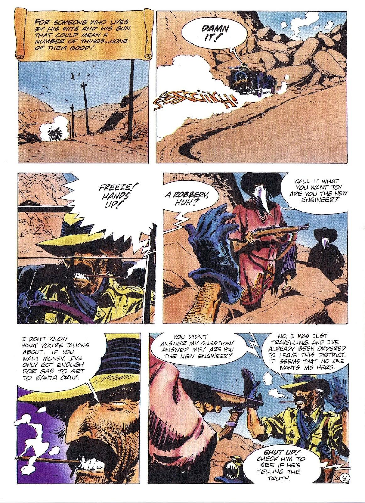 Read online Merchants of Death comic -  Issue #4 - 22
