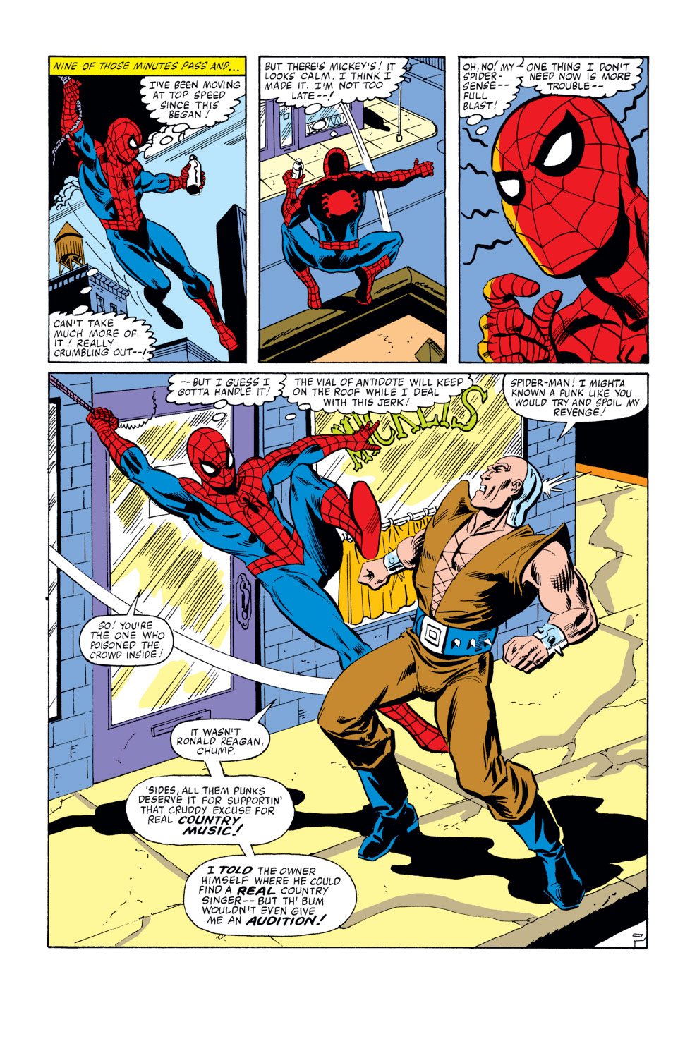 The Amazing Spider-Man (1963) 221 Page 15