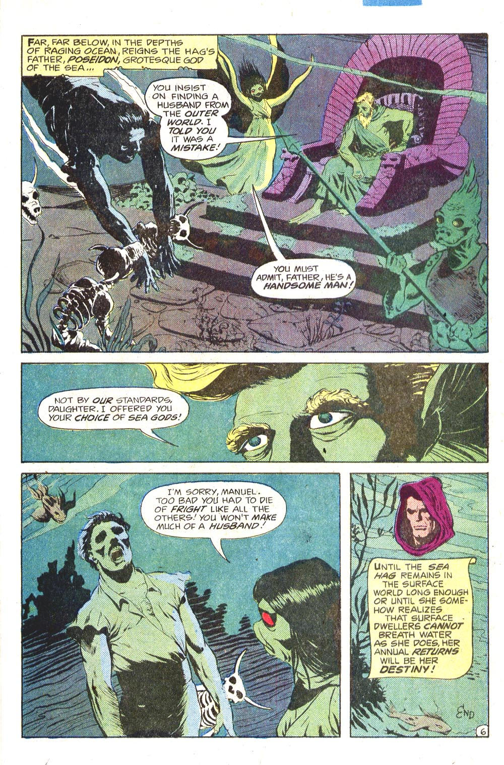 Read online Secrets of Haunted House comic -  Issue #36 - 8