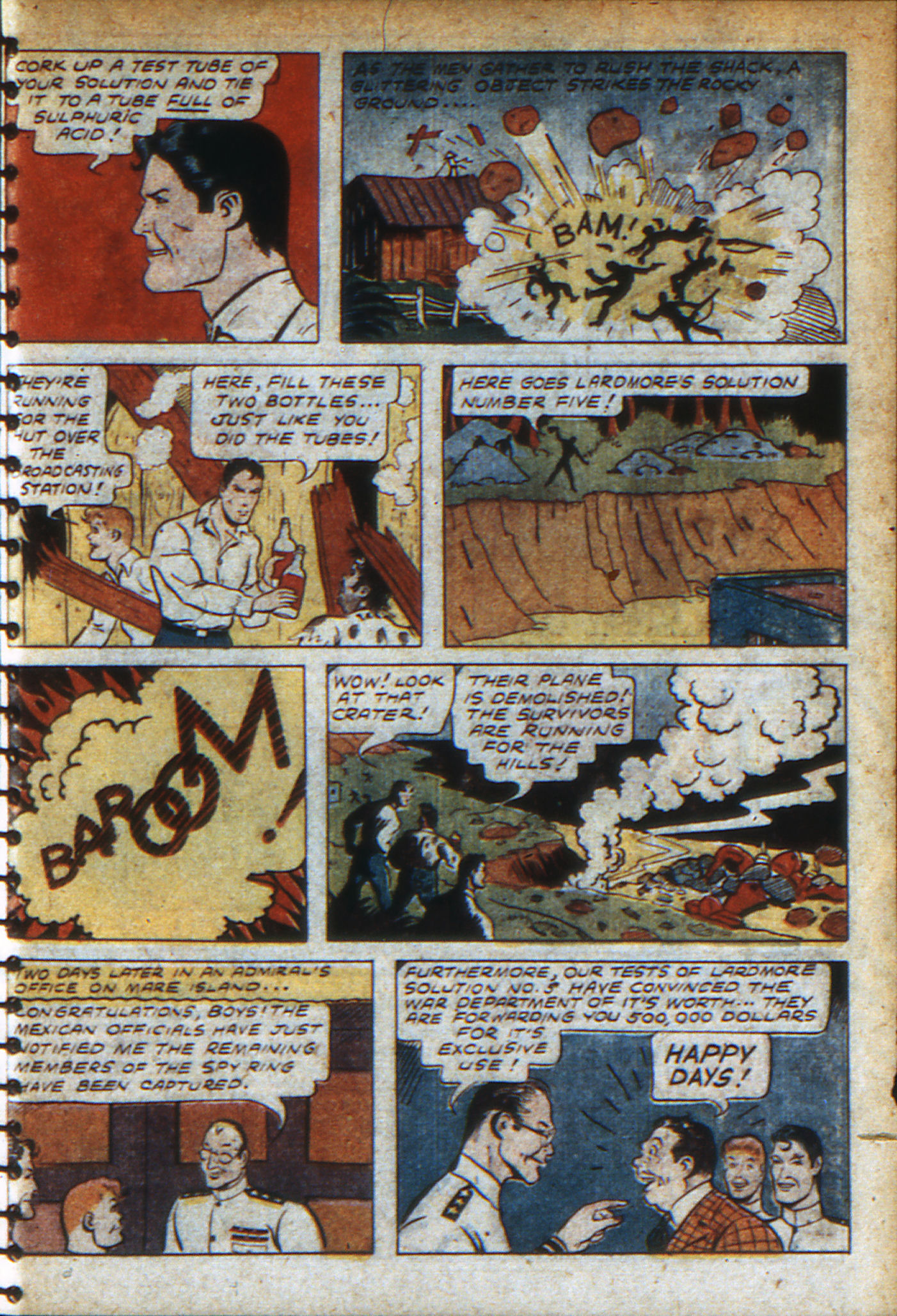 Read online Adventure Comics (1938) comic -  Issue #46 - 60
