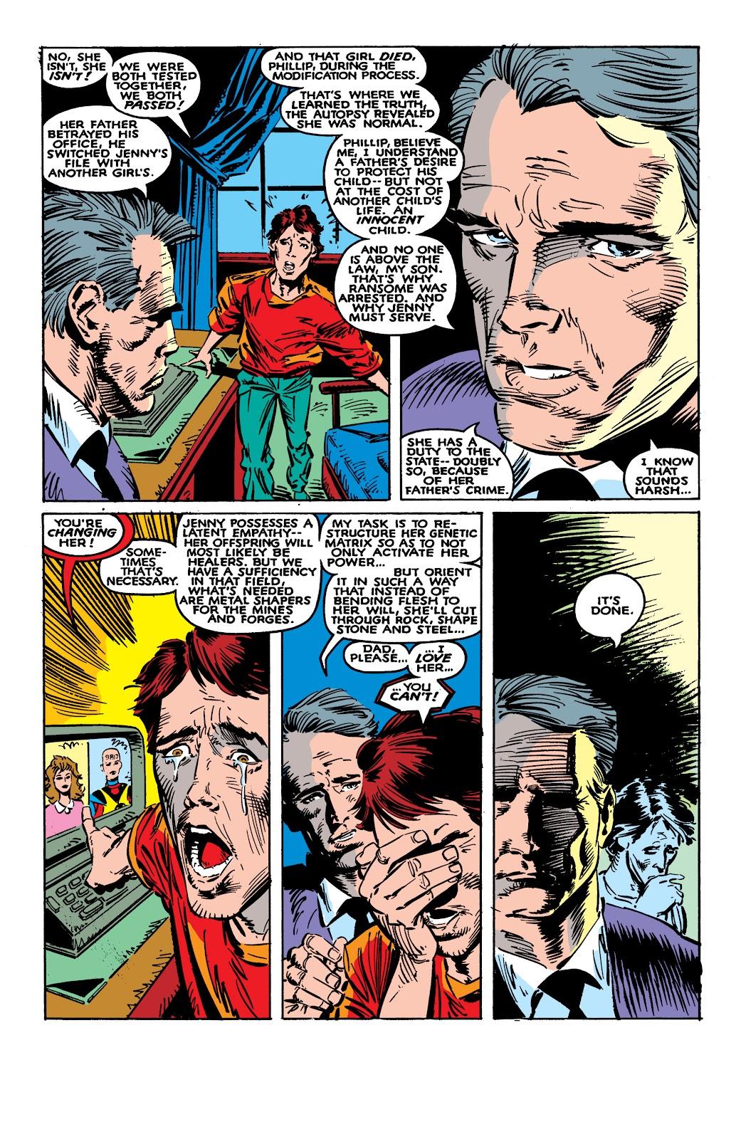 Uncanny X-Men (1963) issue 236 - Page 21