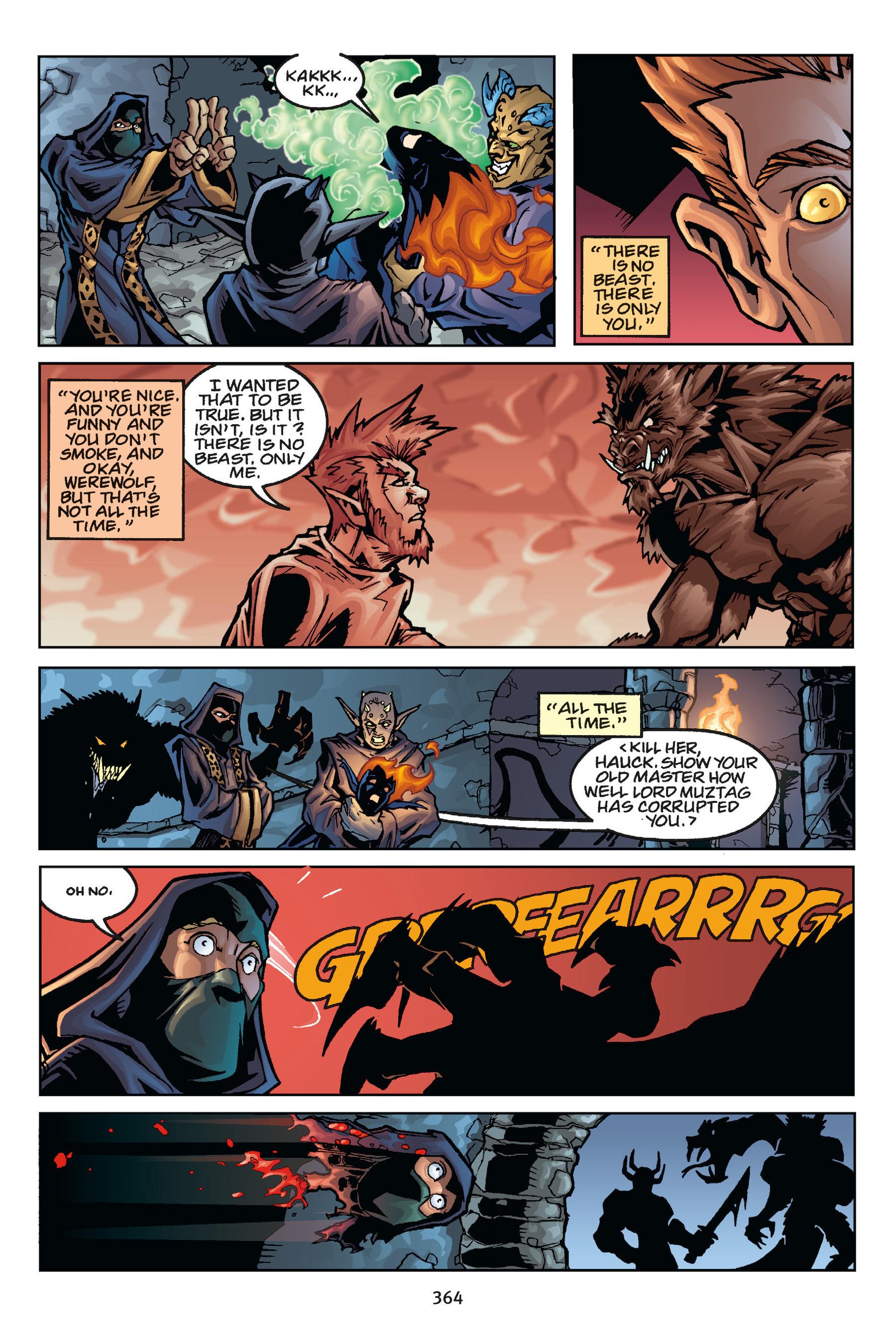 Read online Buffy the Vampire Slayer: Omnibus comic -  Issue # TPB 5 - 362