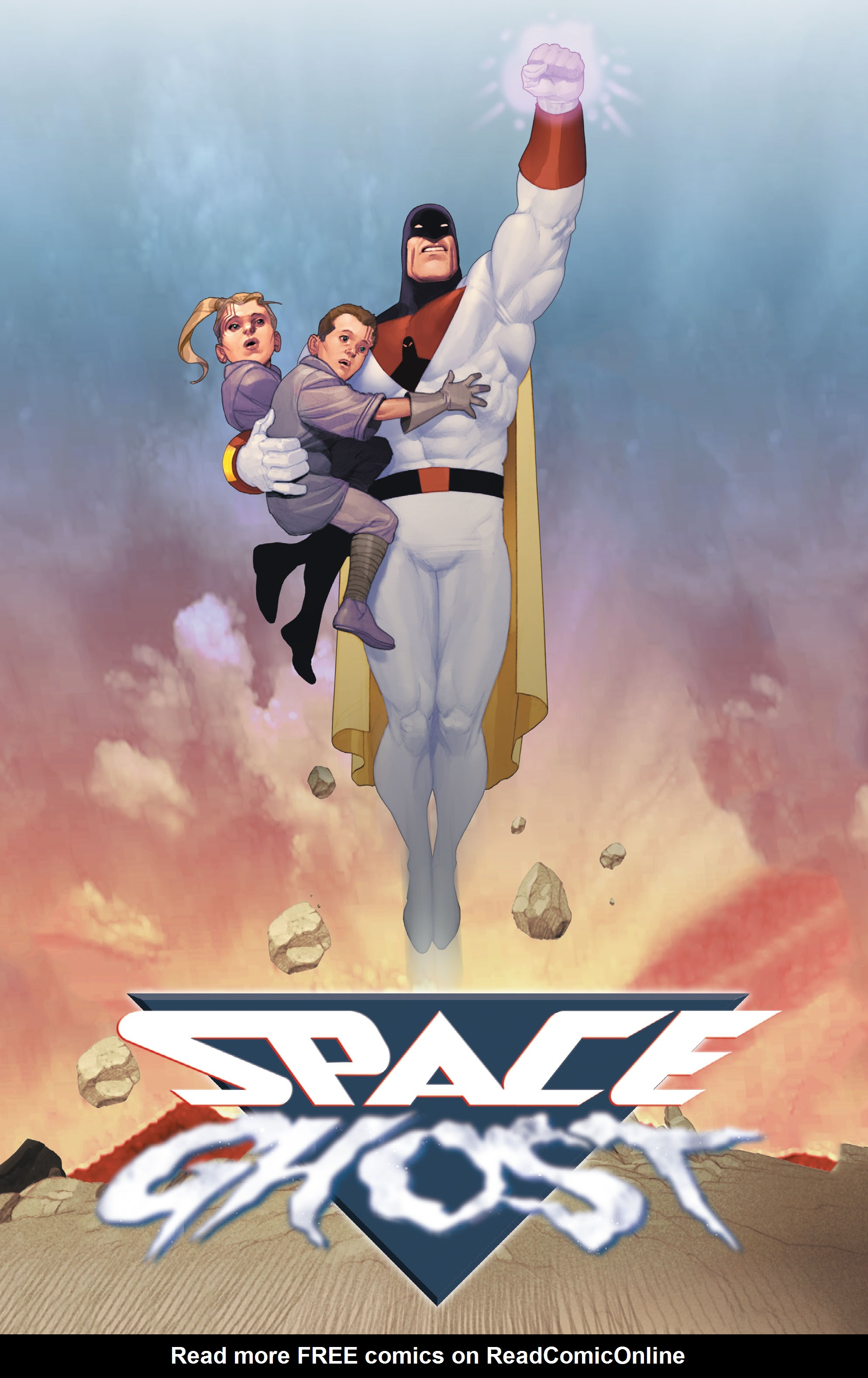 Read online Space Ghost (2016) comic -  Issue # Full - 2
