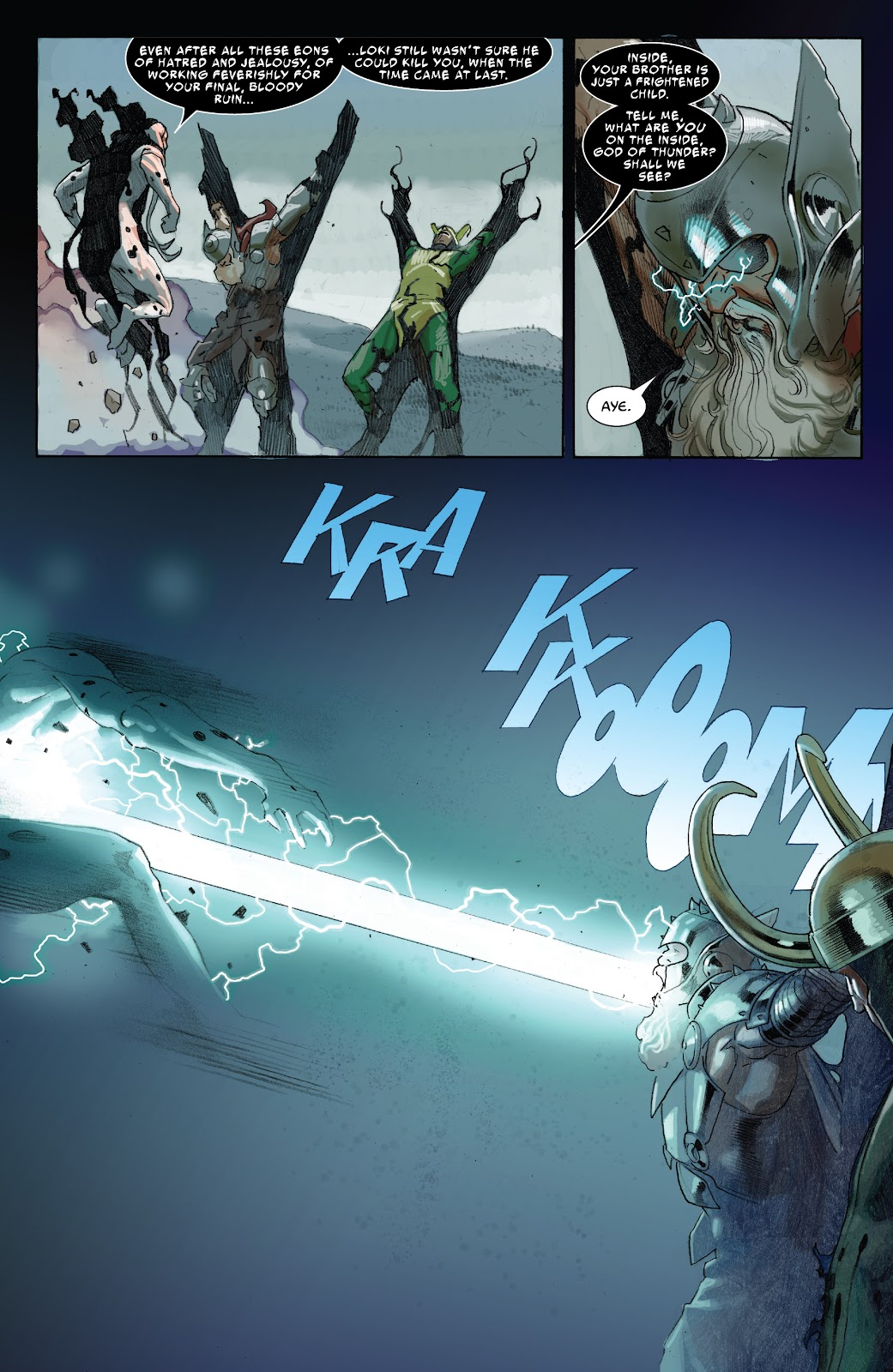 Read online King Thor comic -  Issue #2 - 6