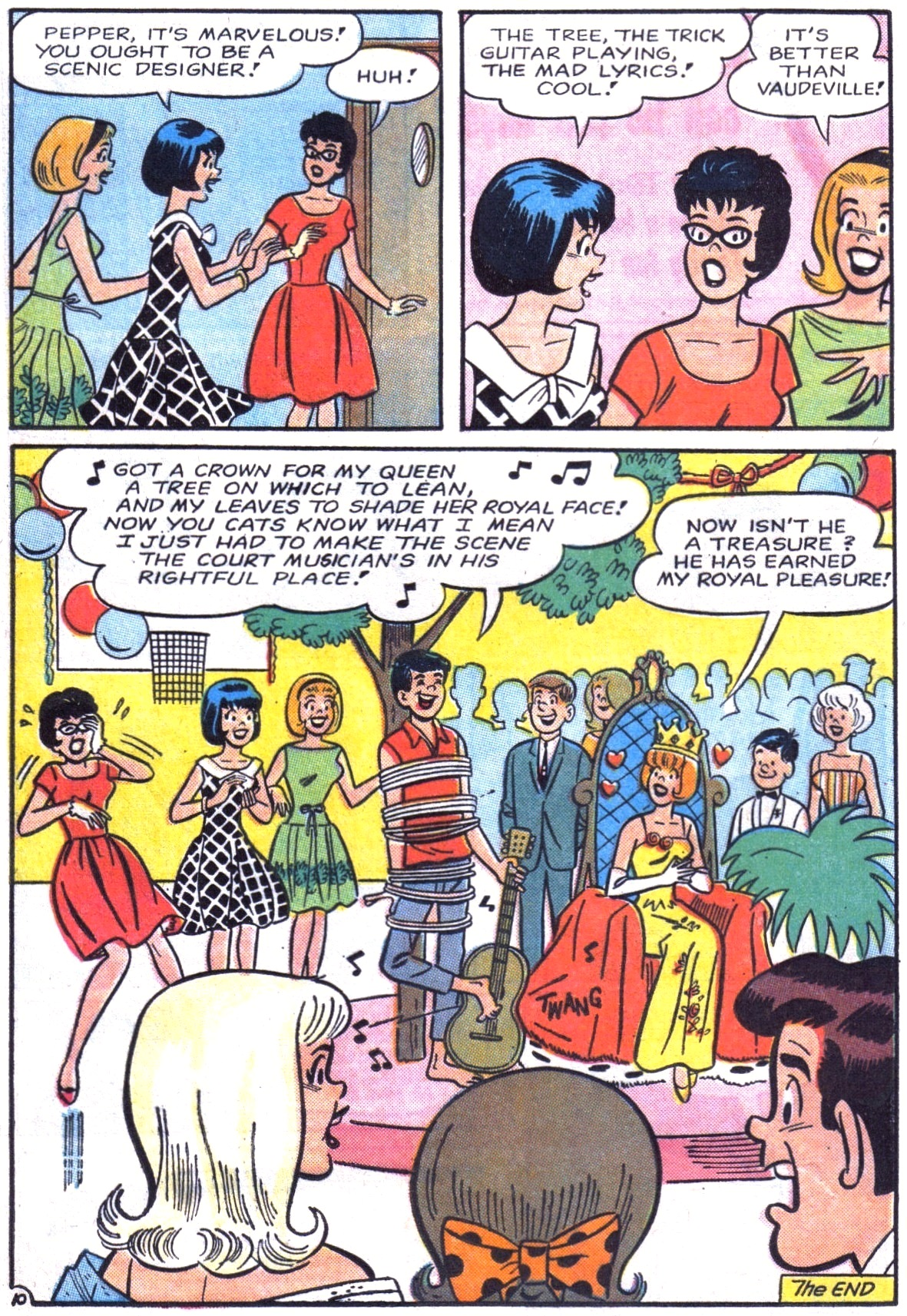 Read online She's Josie comic -  Issue #15 - 33