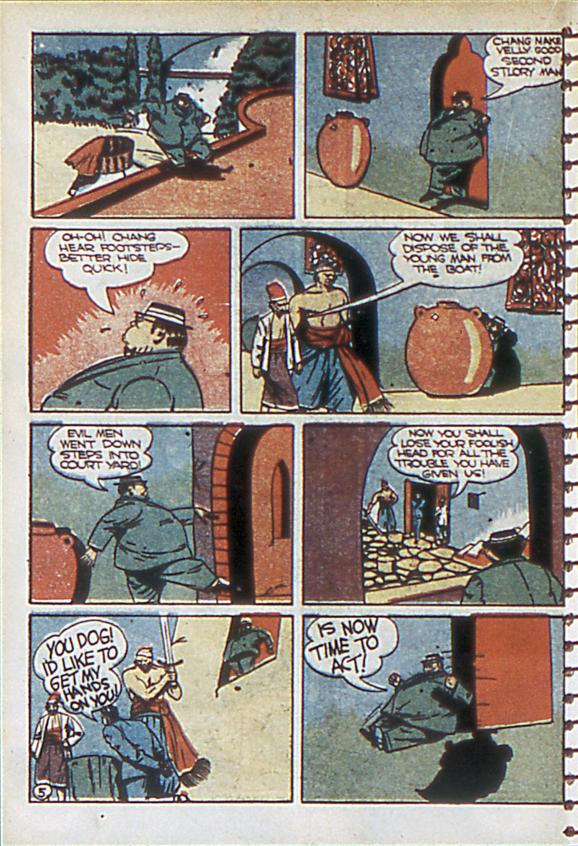 Read online Adventure Comics (1938) comic -  Issue #55 - 53