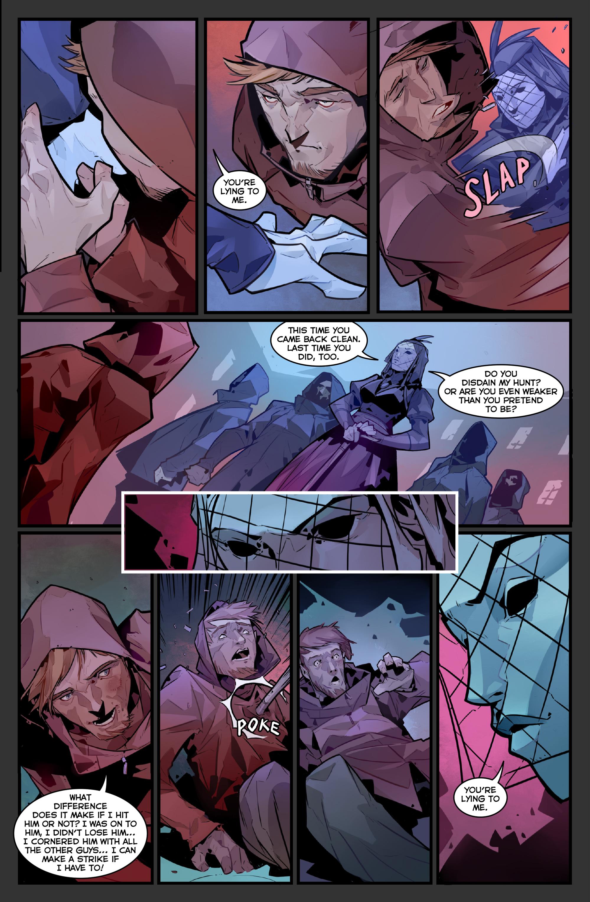Read online Igor Grom comic -  Issue #4 - 12
