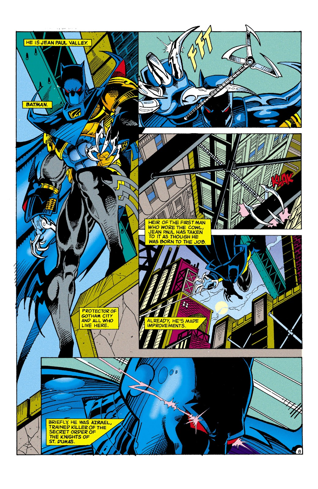 Catwoman (1993) Issue #6 #11 - English 9