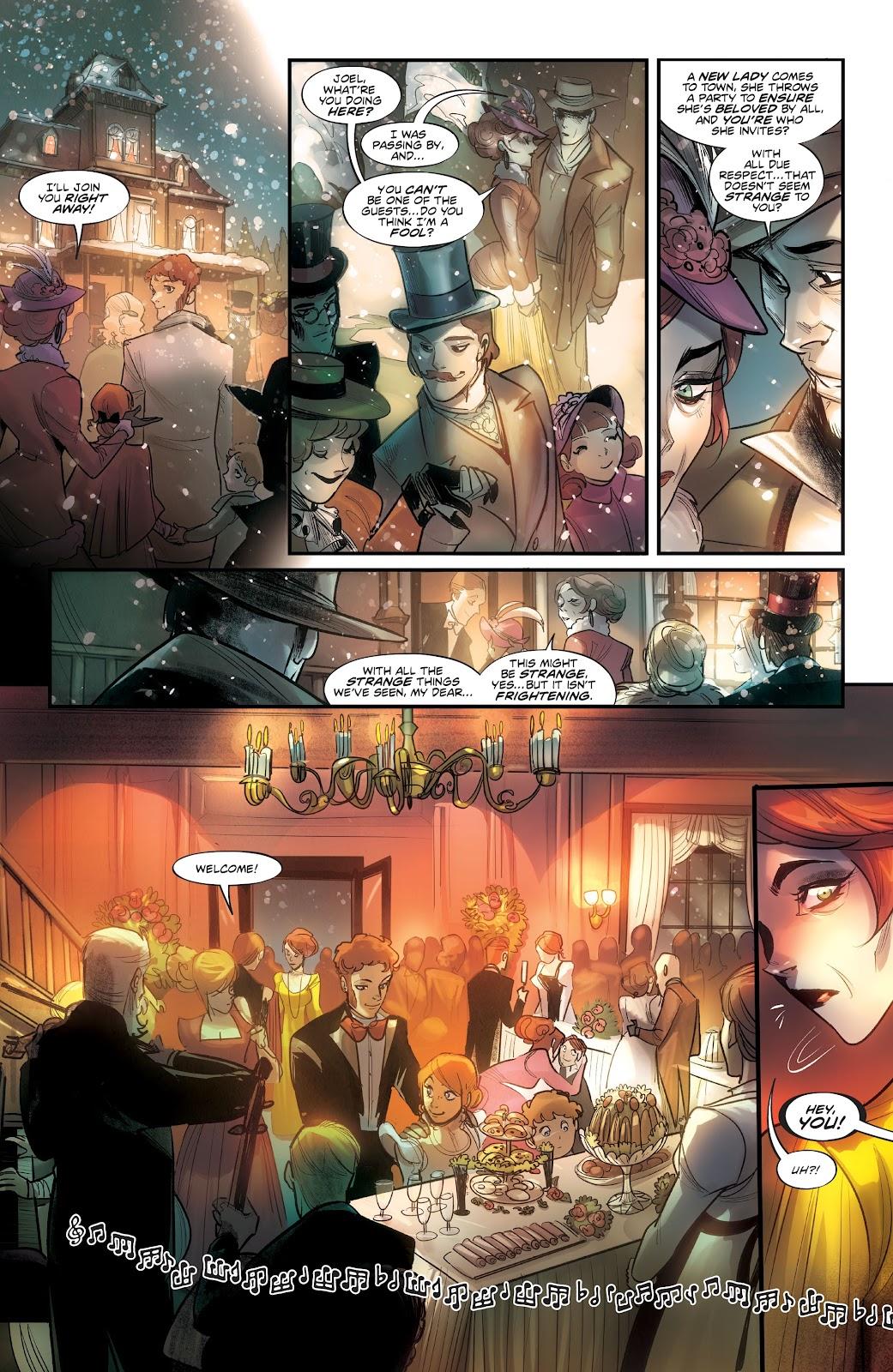 Read online Mirka Andolfo's Mercy comic -  Issue #2 - 14