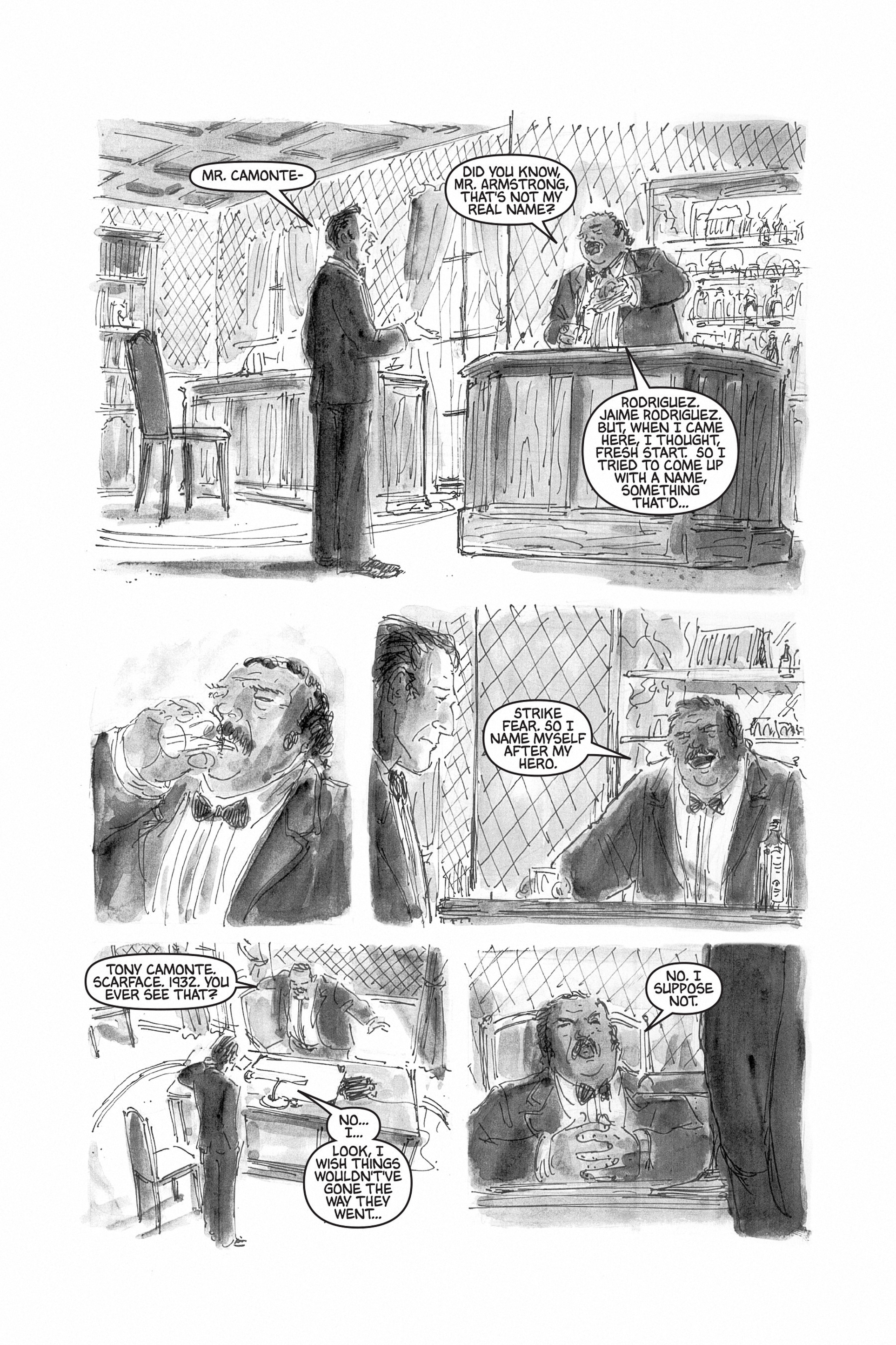 Read online Tumor comic -  Issue # TPB - 115