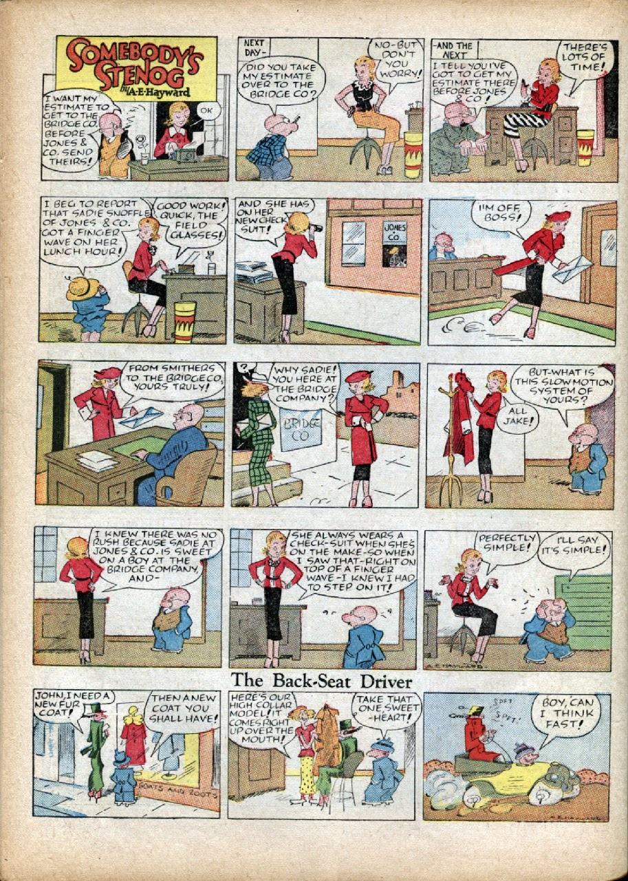 Read online Famous Funnies comic -  Issue #46 - 48