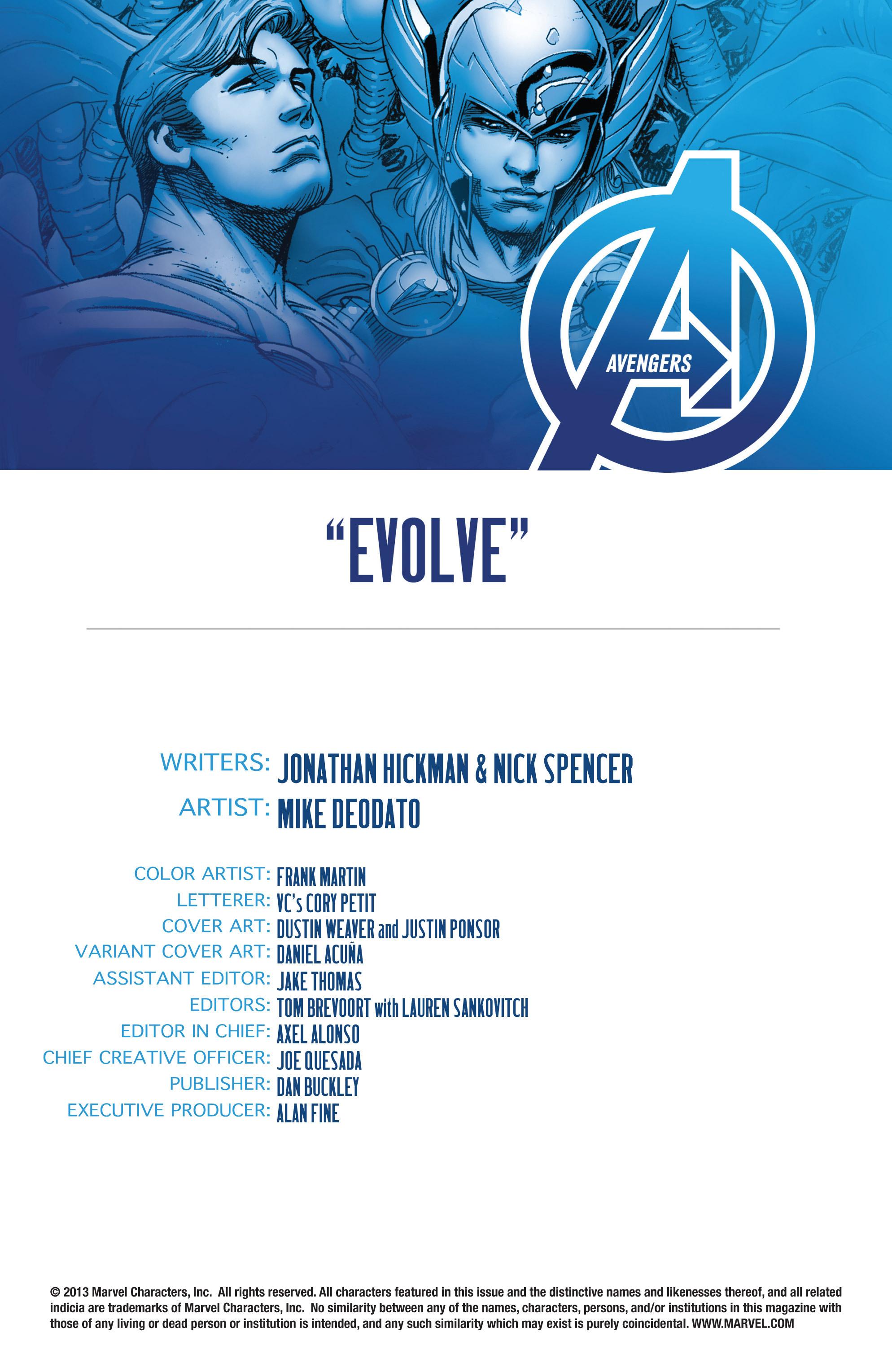 Read online Avengers (2013) comic -  Issue #Avengers (2013) _TPB 3 - 10