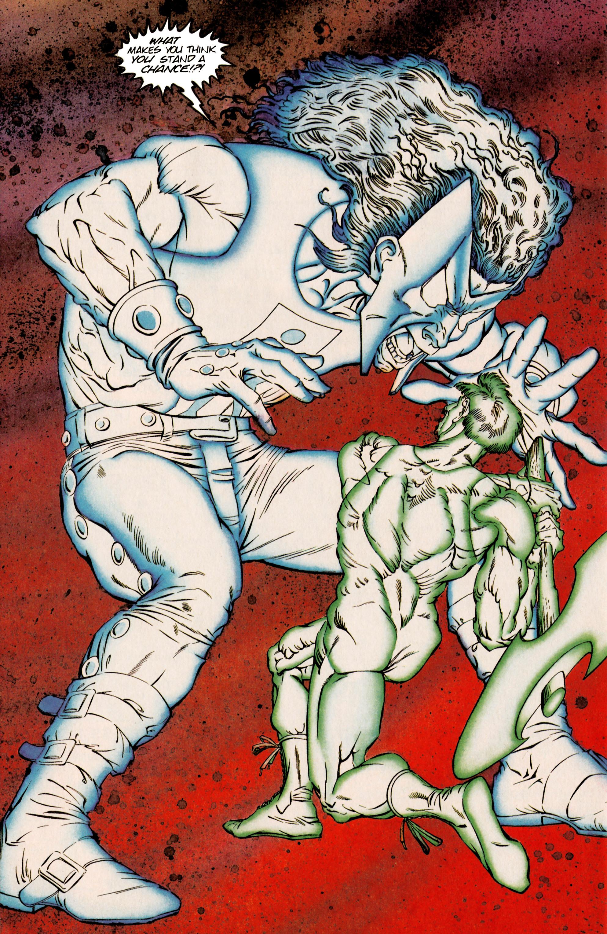 Read online Shadowman (1992) comic -  Issue #25 - 20