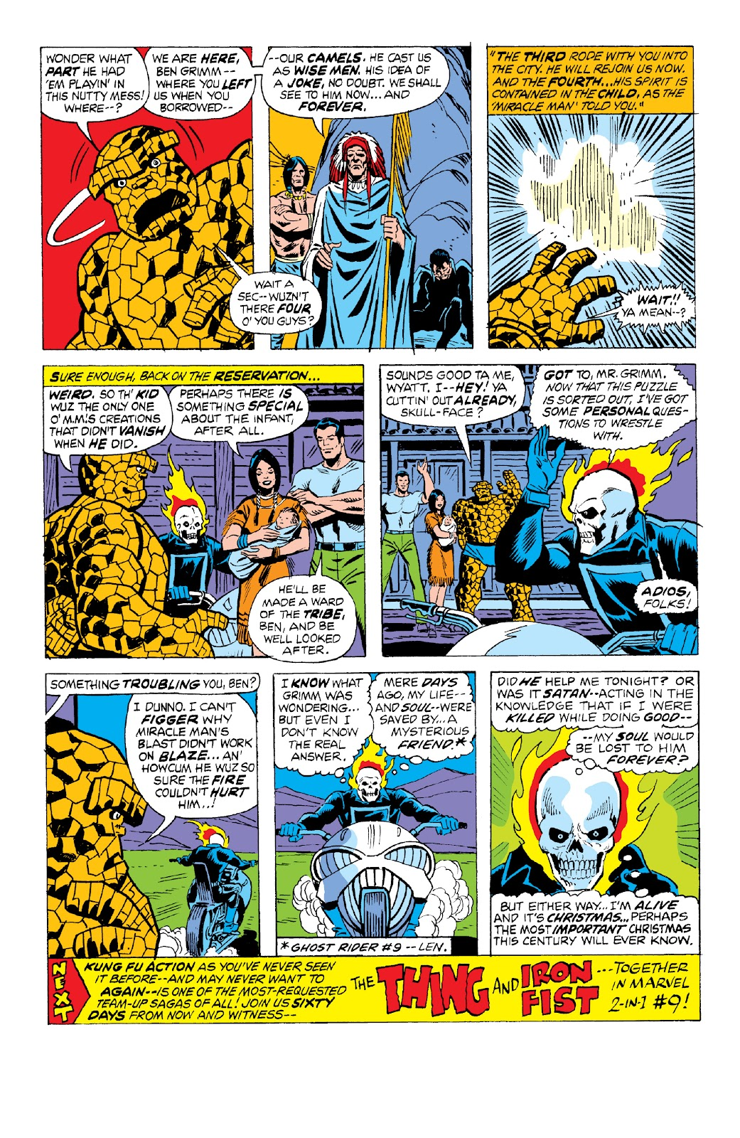 Read online Marvel Two-In-One Epic Collection: Cry Monster comic -  Issue # TPB (Part 2) - 98