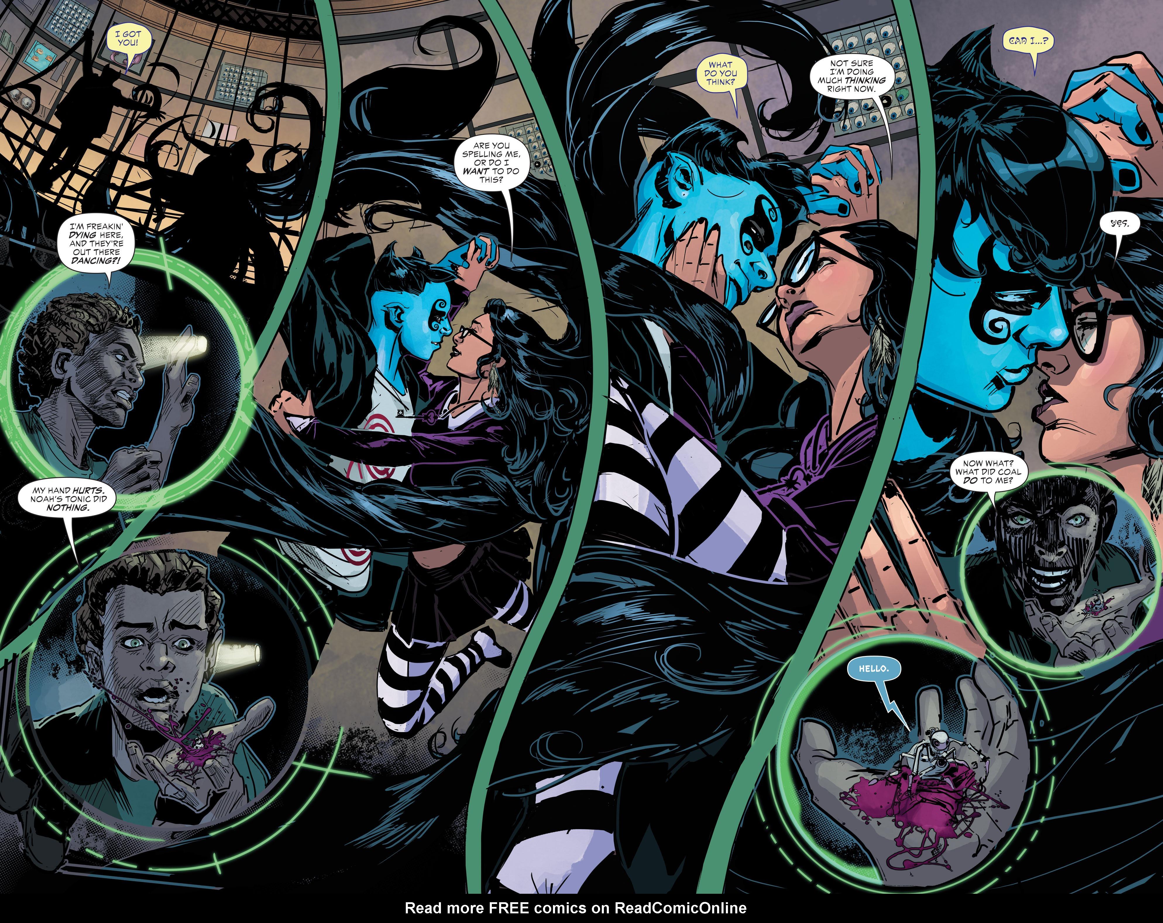 Read online Klarion comic -  Issue #2 - 13