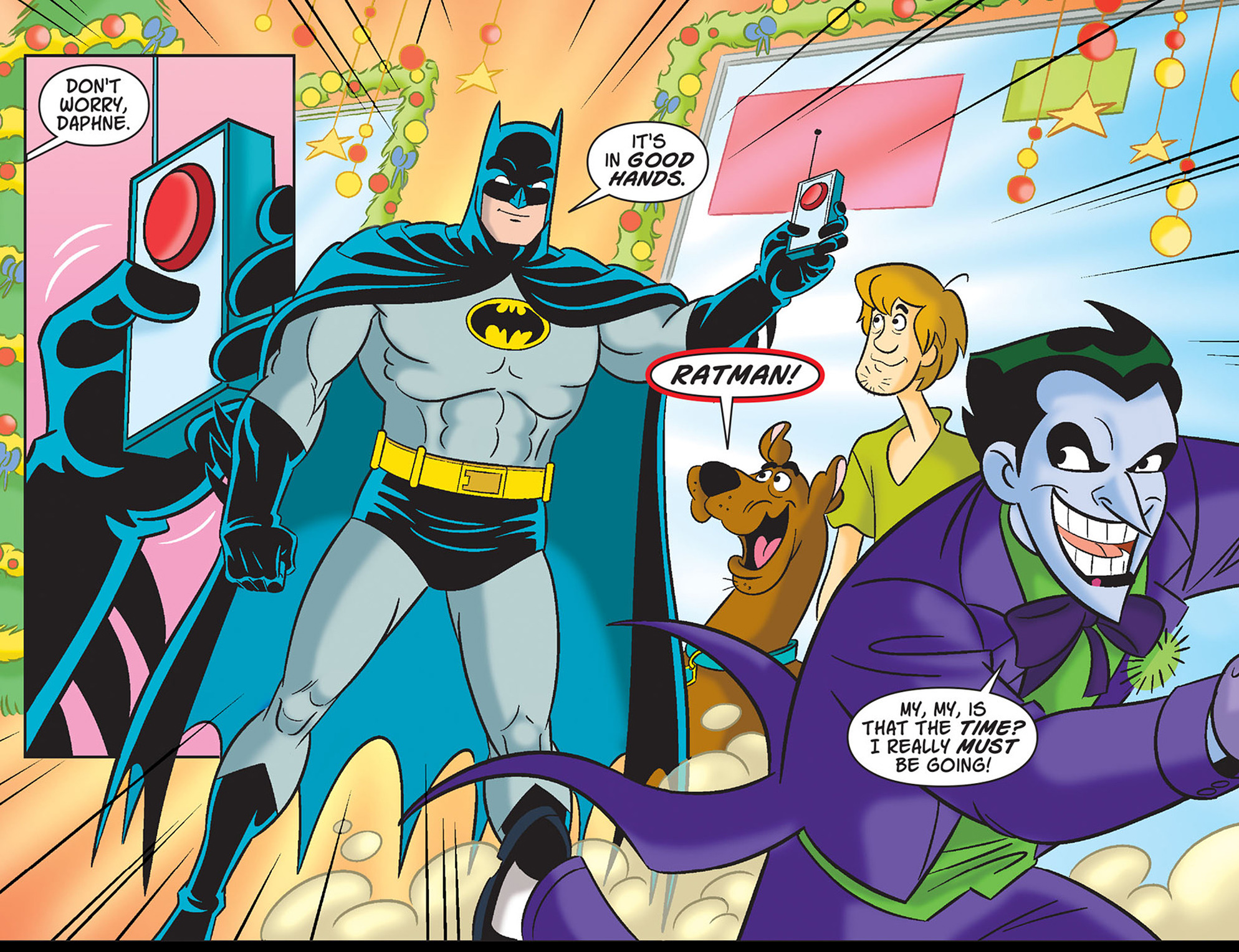 Read online Scooby-Doo! Team-Up comic -  Issue #42 - 18
