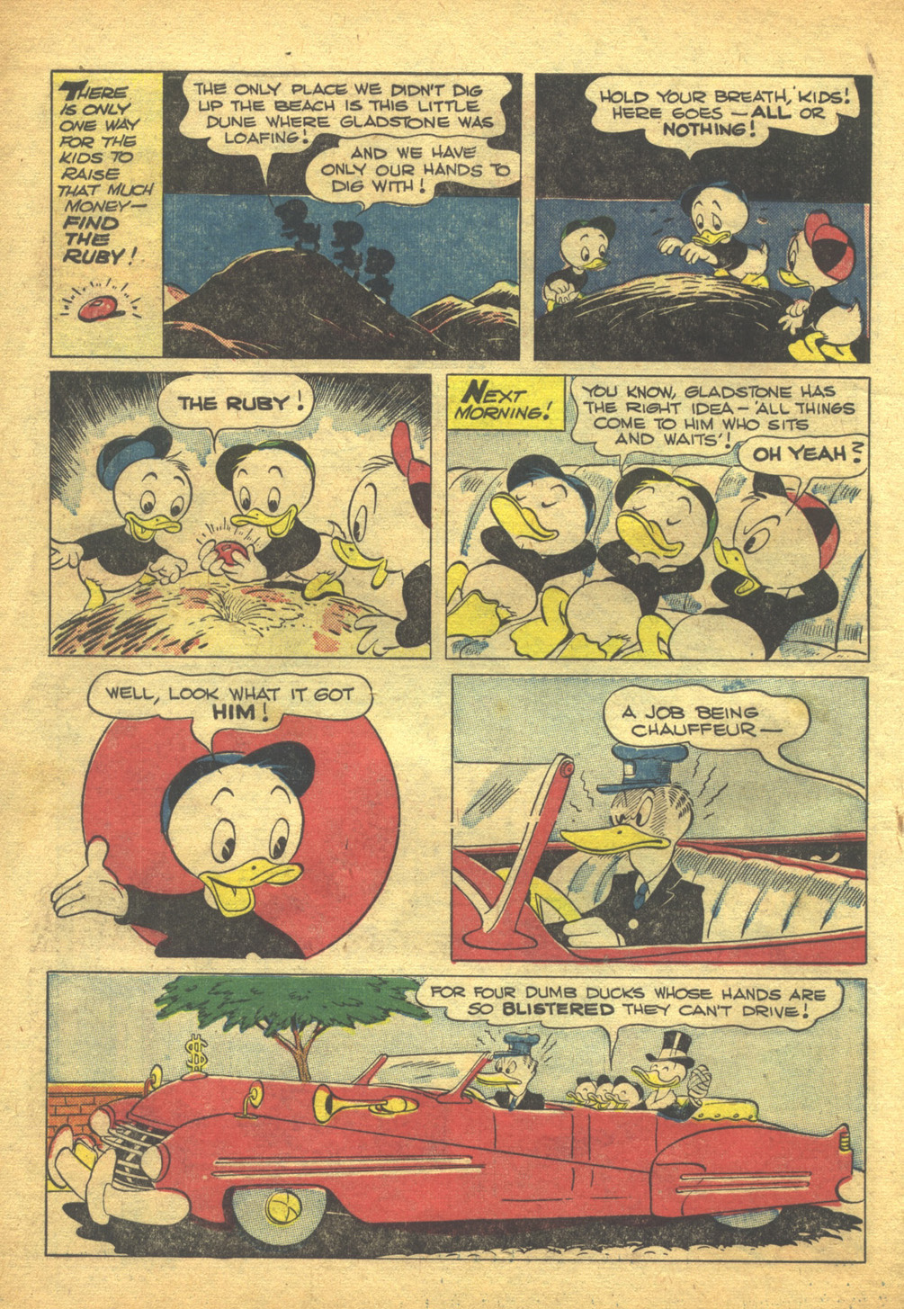 Walt Disney's Comics and Stories issue 103 - Page 12