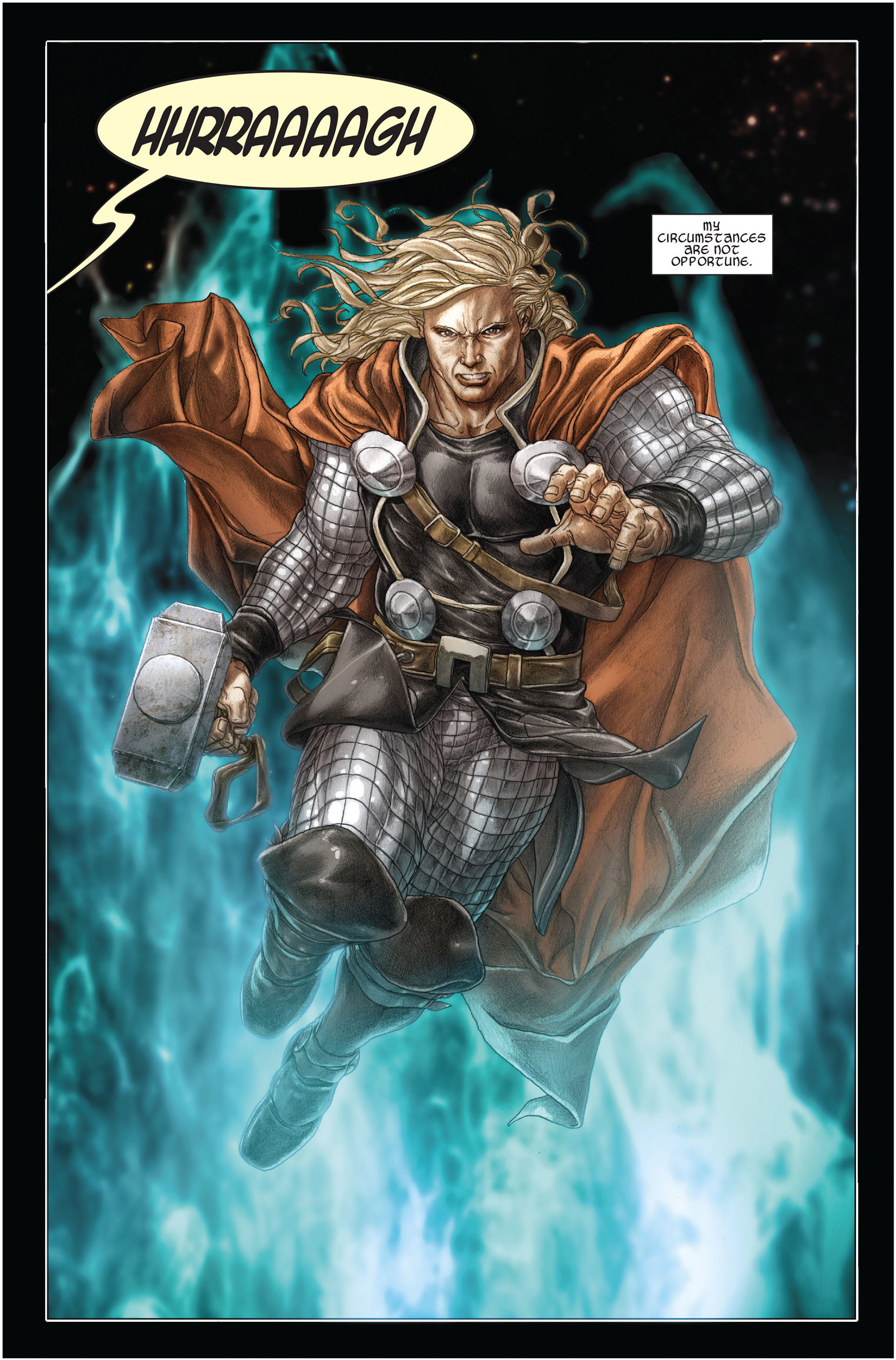 Read online Astonishing Thor comic -  Issue #3 - 3