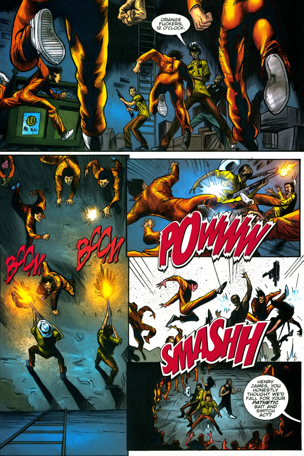 Read online The Exterminators comic -  Issue #23 - 11