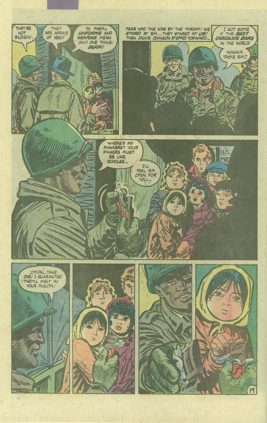 Sgt. Rock issue Annual 3 - Page 23