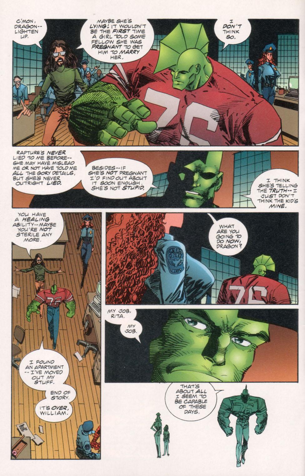 The Savage Dragon (1993) Issue #29 #32 - English 7