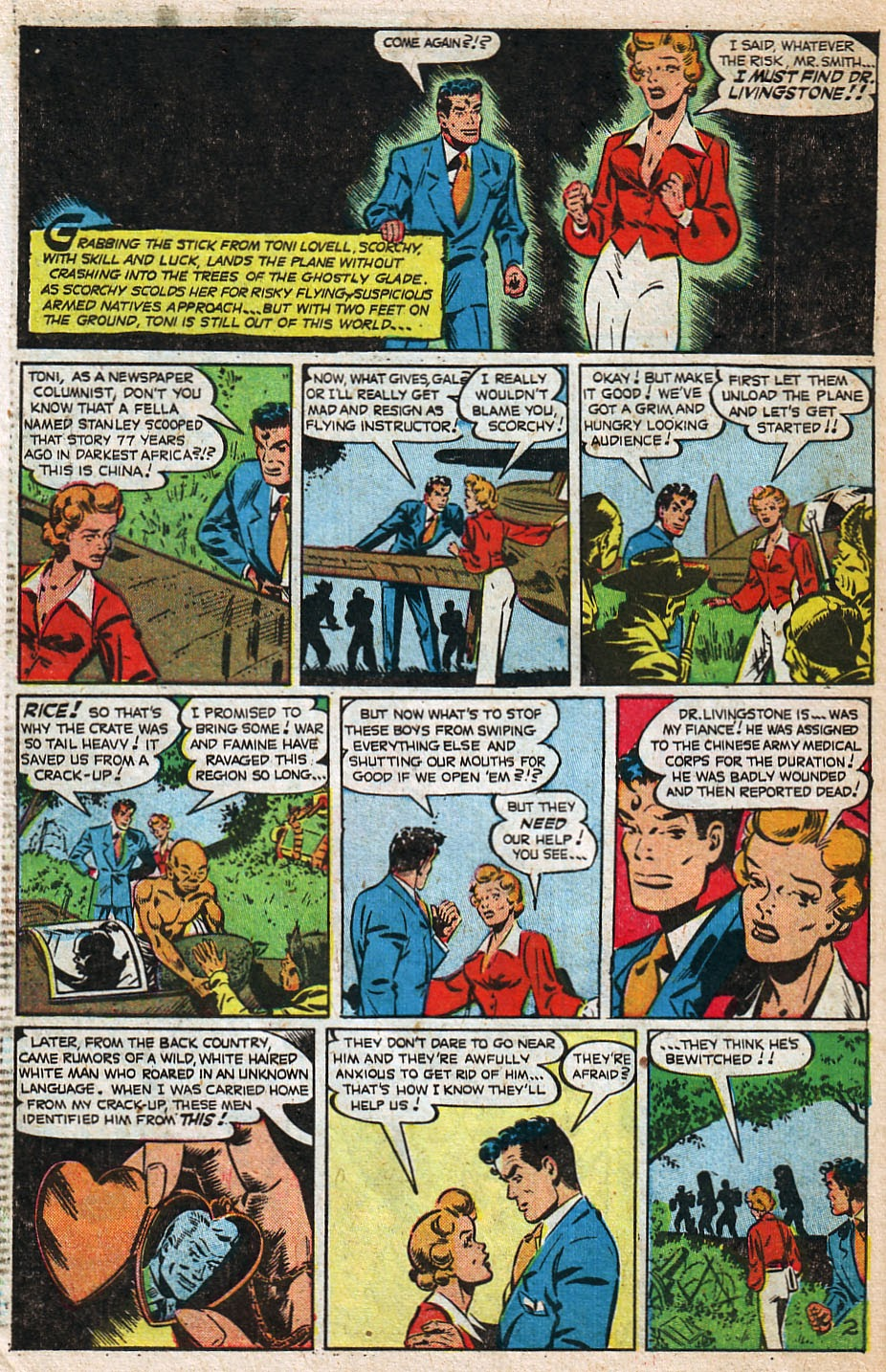 Read online Famous Funnies comic -  Issue #192 - 46
