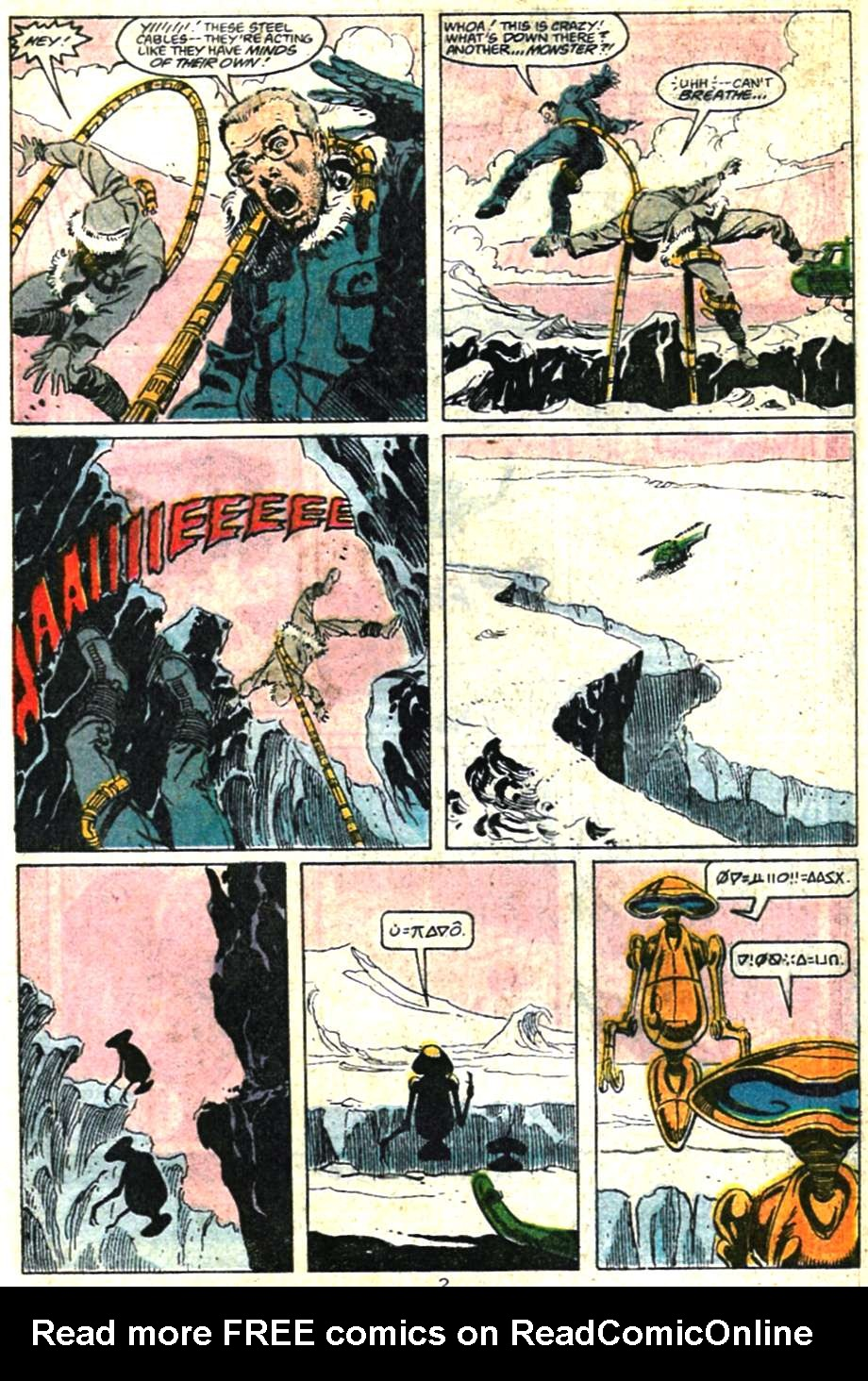 Read online Adventures of Superman (1987) comic -  Issue #460 - 3