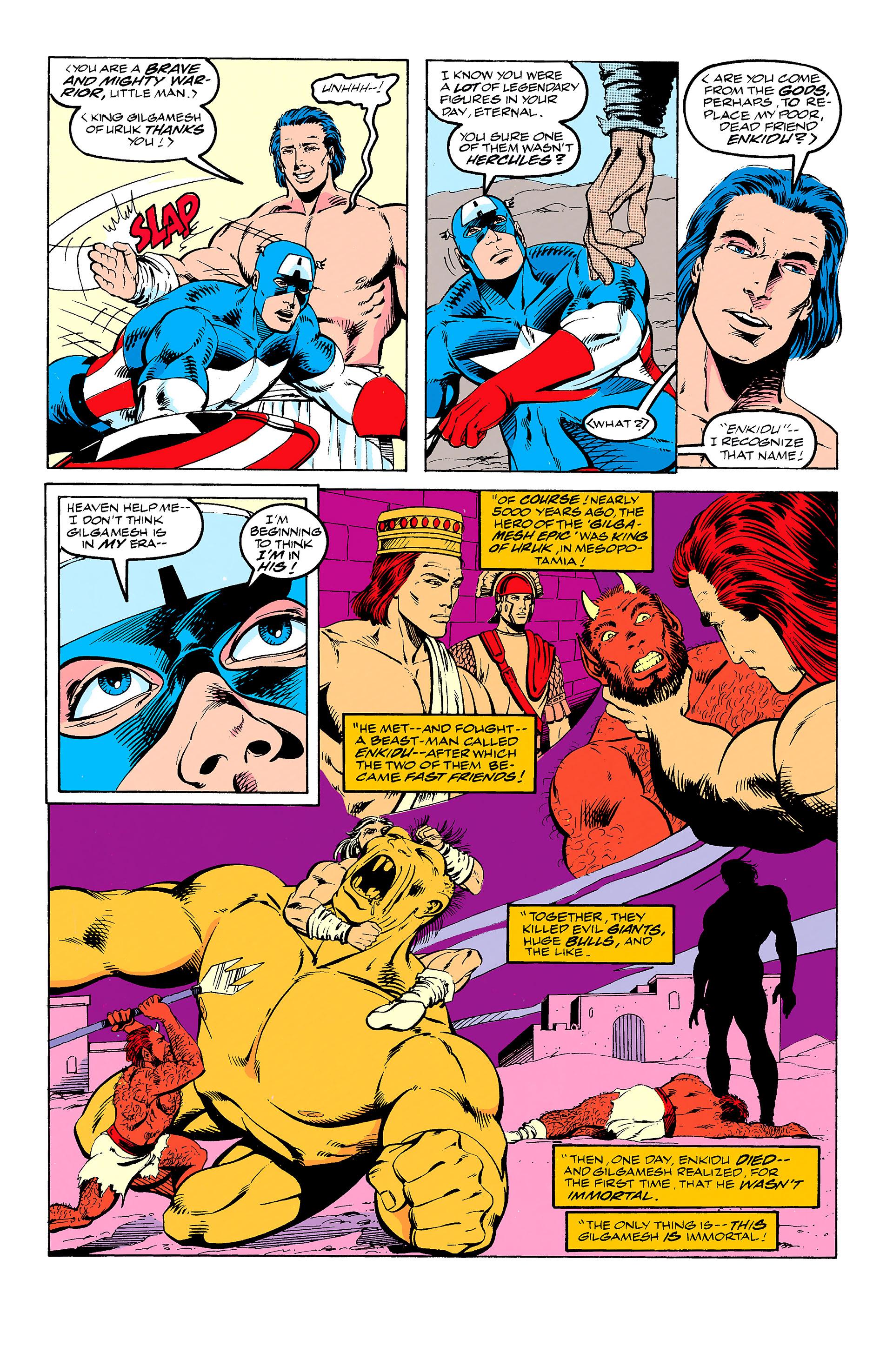 Read online Captain America (1968) comic -  Issue # _Annual 11 - 15
