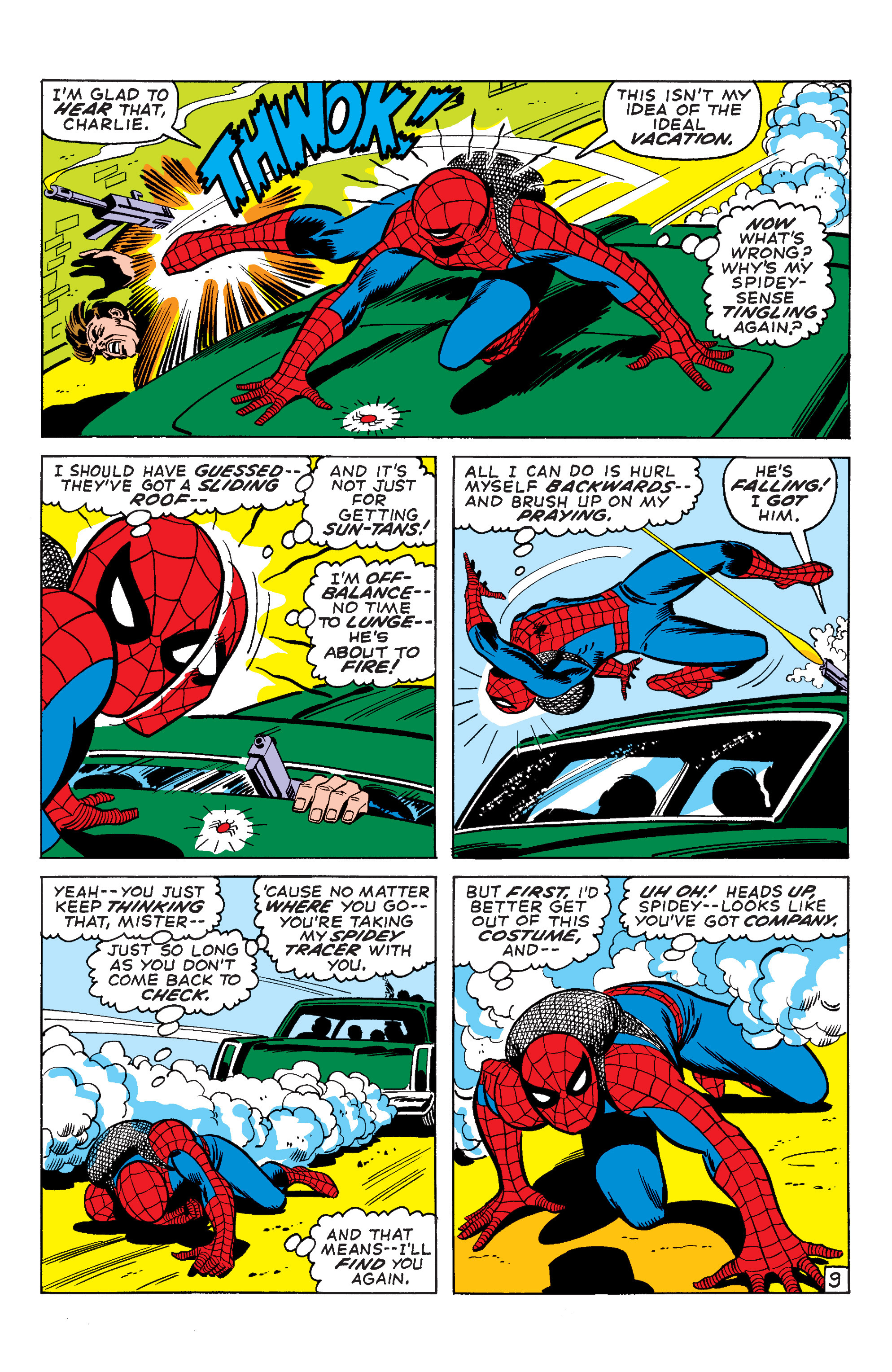 The Amazing Spider-Man (1963) 95 Page 9
