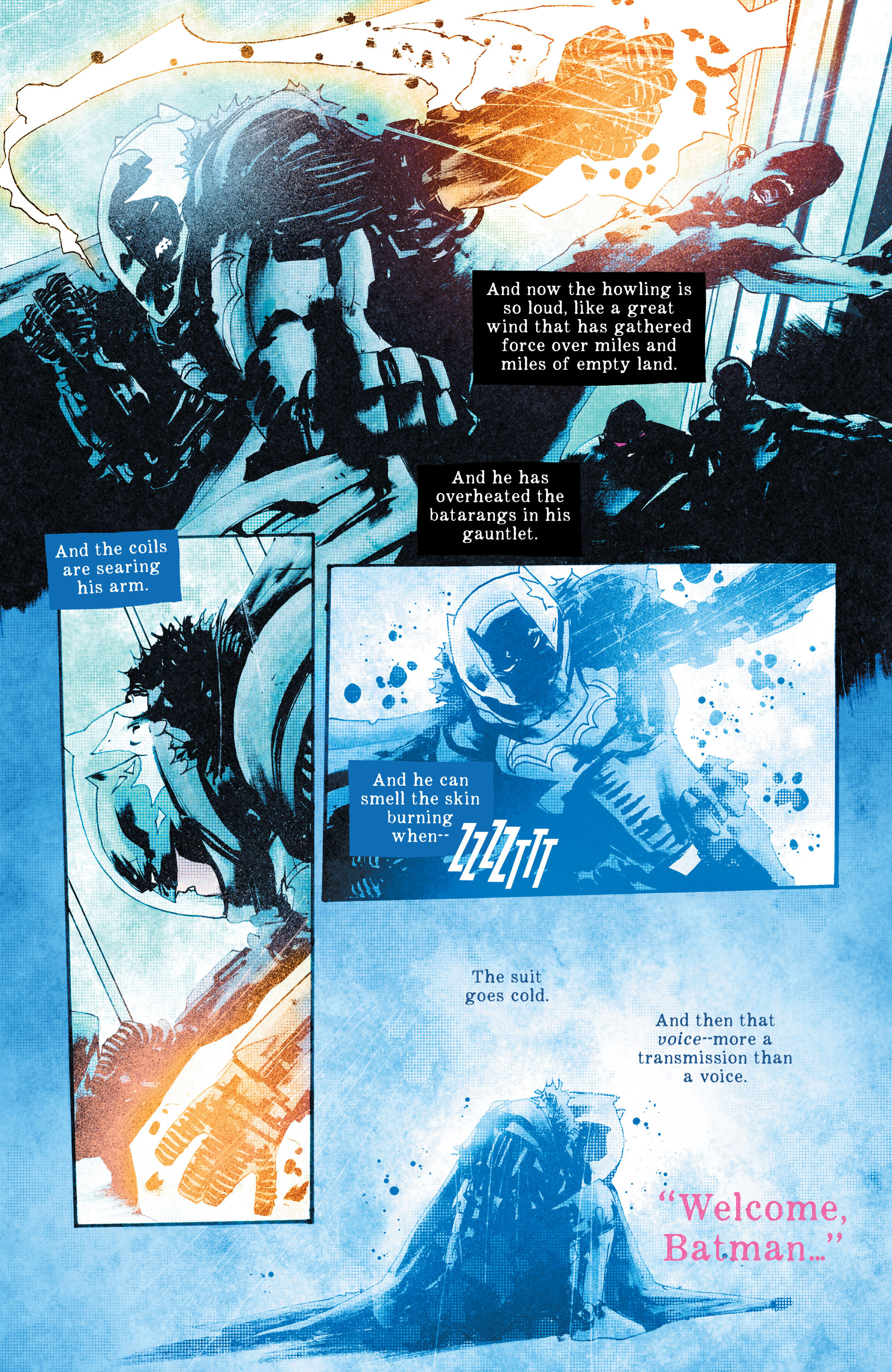 Read online All-Star Batman comic -  Issue #6 - 10